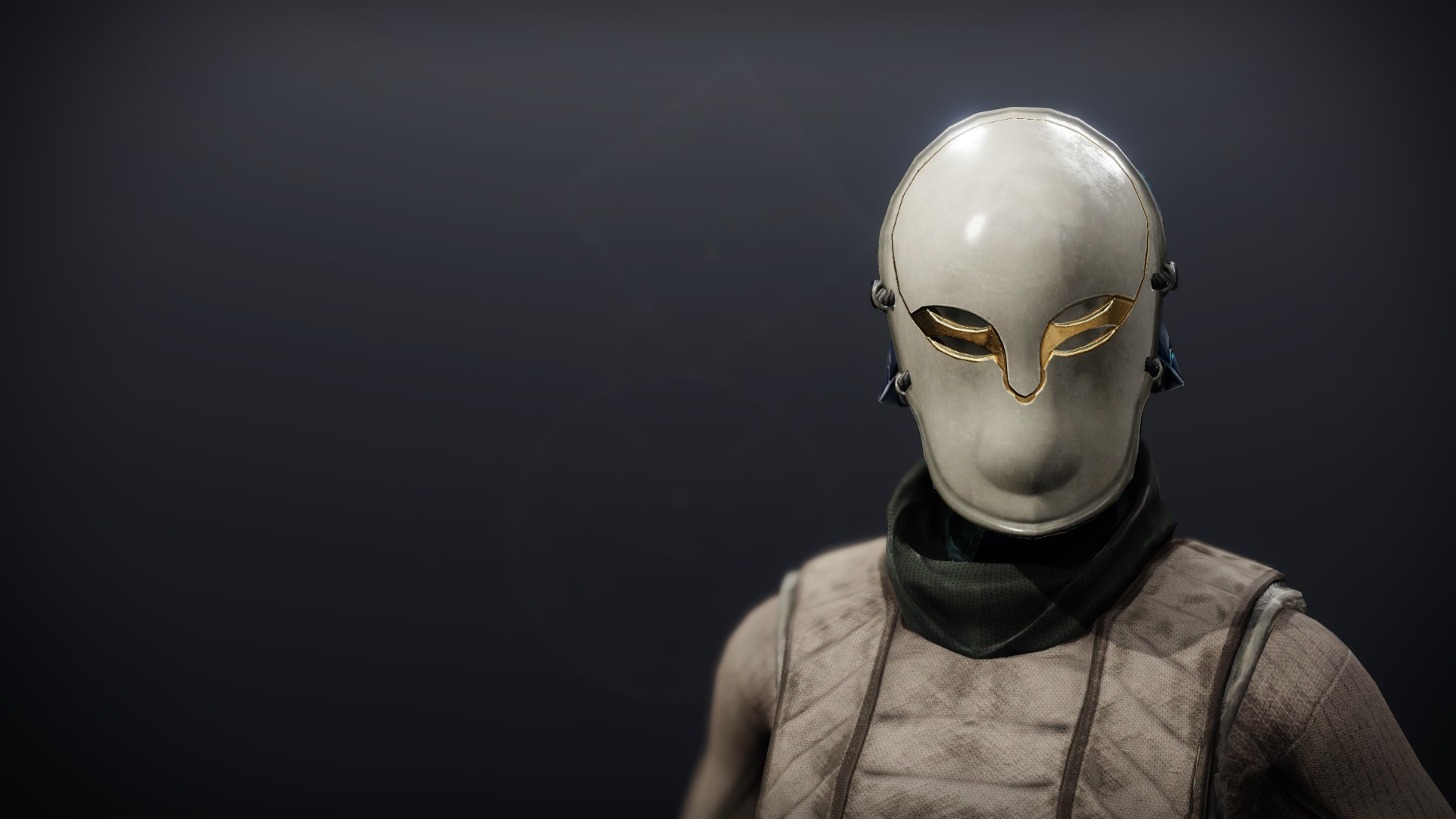 An in-game render of the Eimin-Tin Ritual Mask.