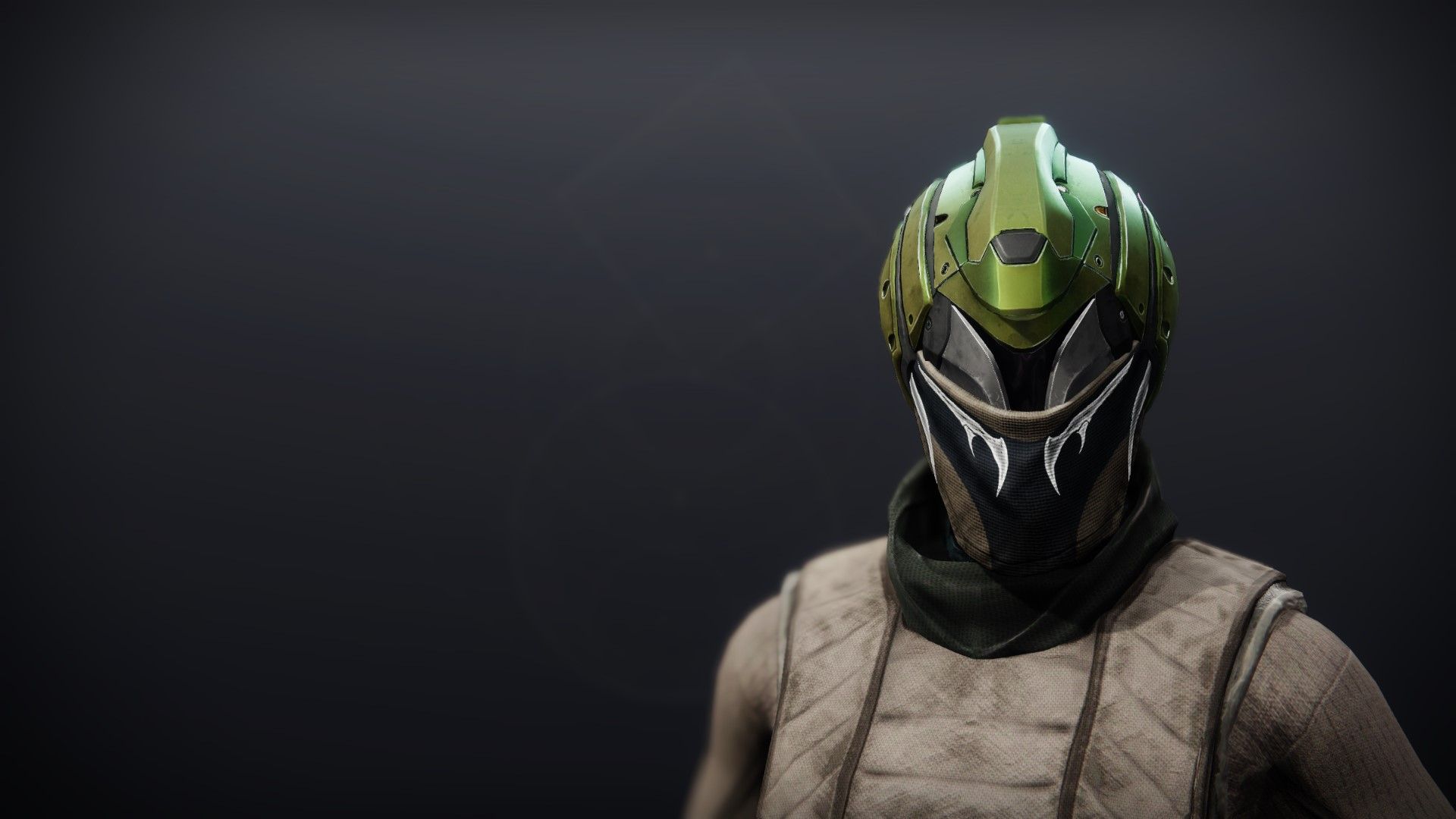 An in-game render of the Illicit Collector Hood.