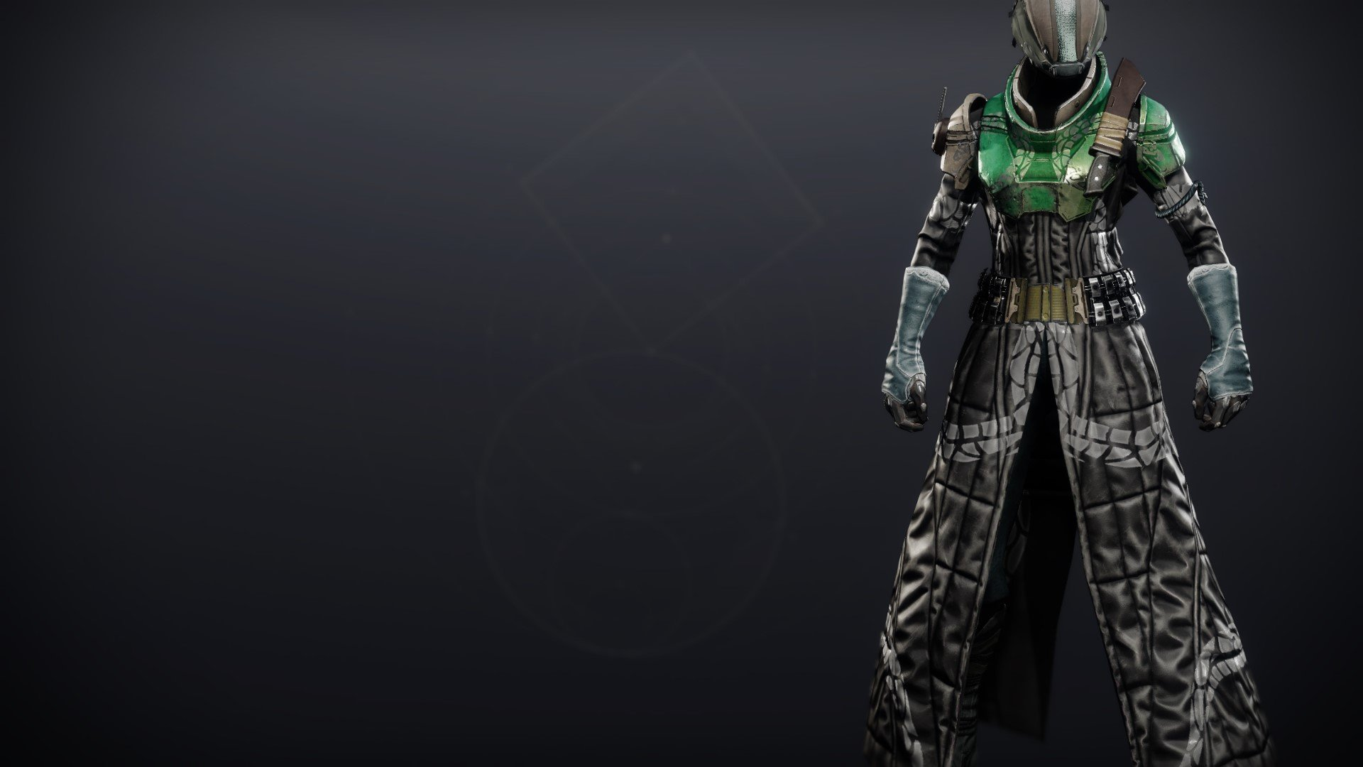 An in-game render of the Calamity Rig Robes.