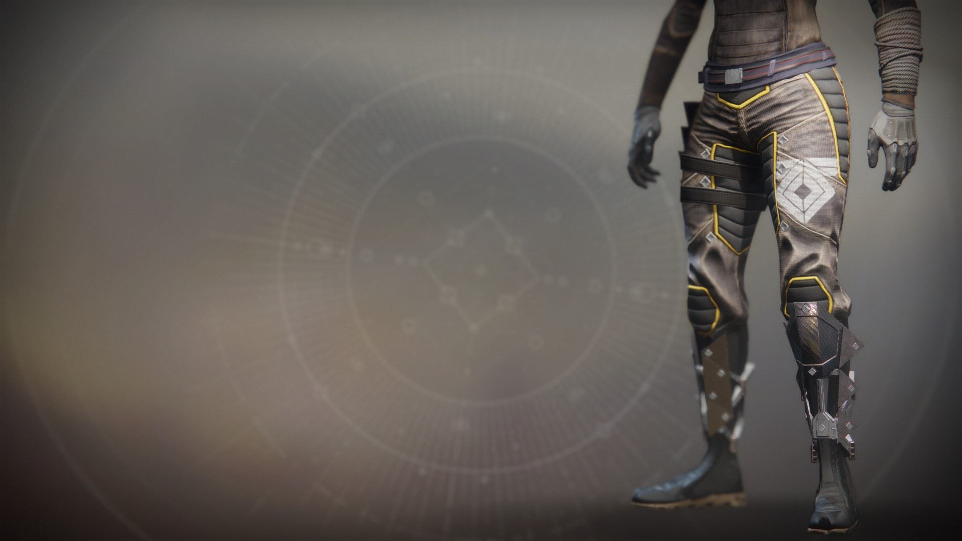 An in-game render of the Abhorrent Imperative Strides.