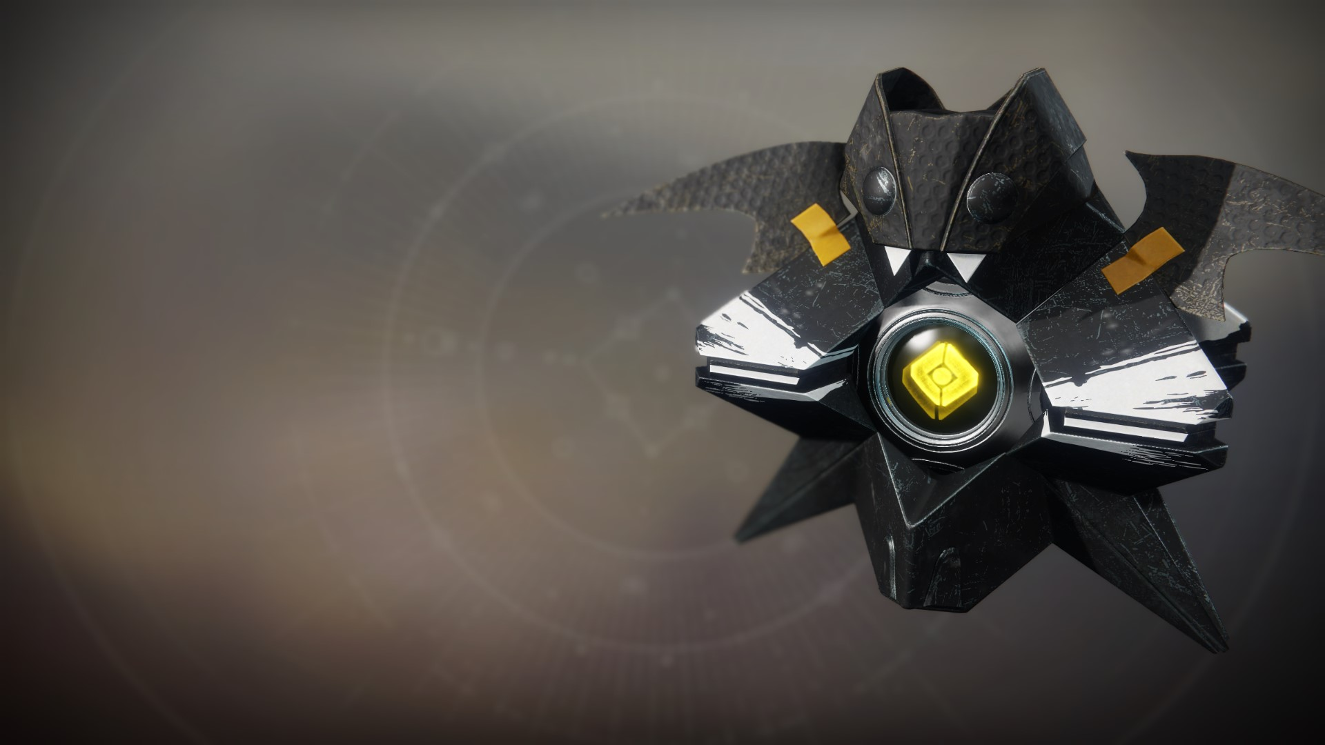 An in-game render of the Chiropteran Shell.