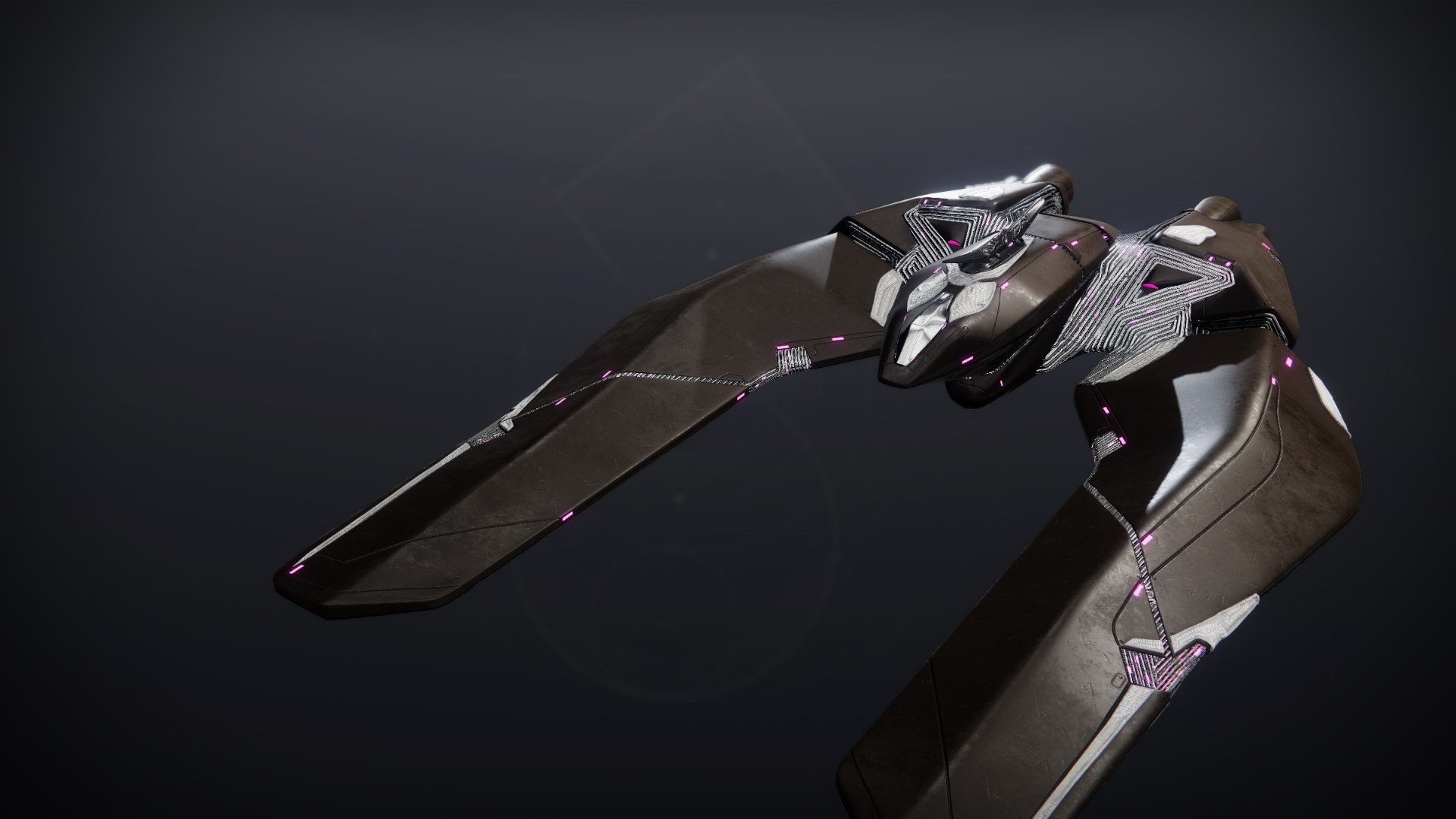 An in-game render of the The Fourth Mark.