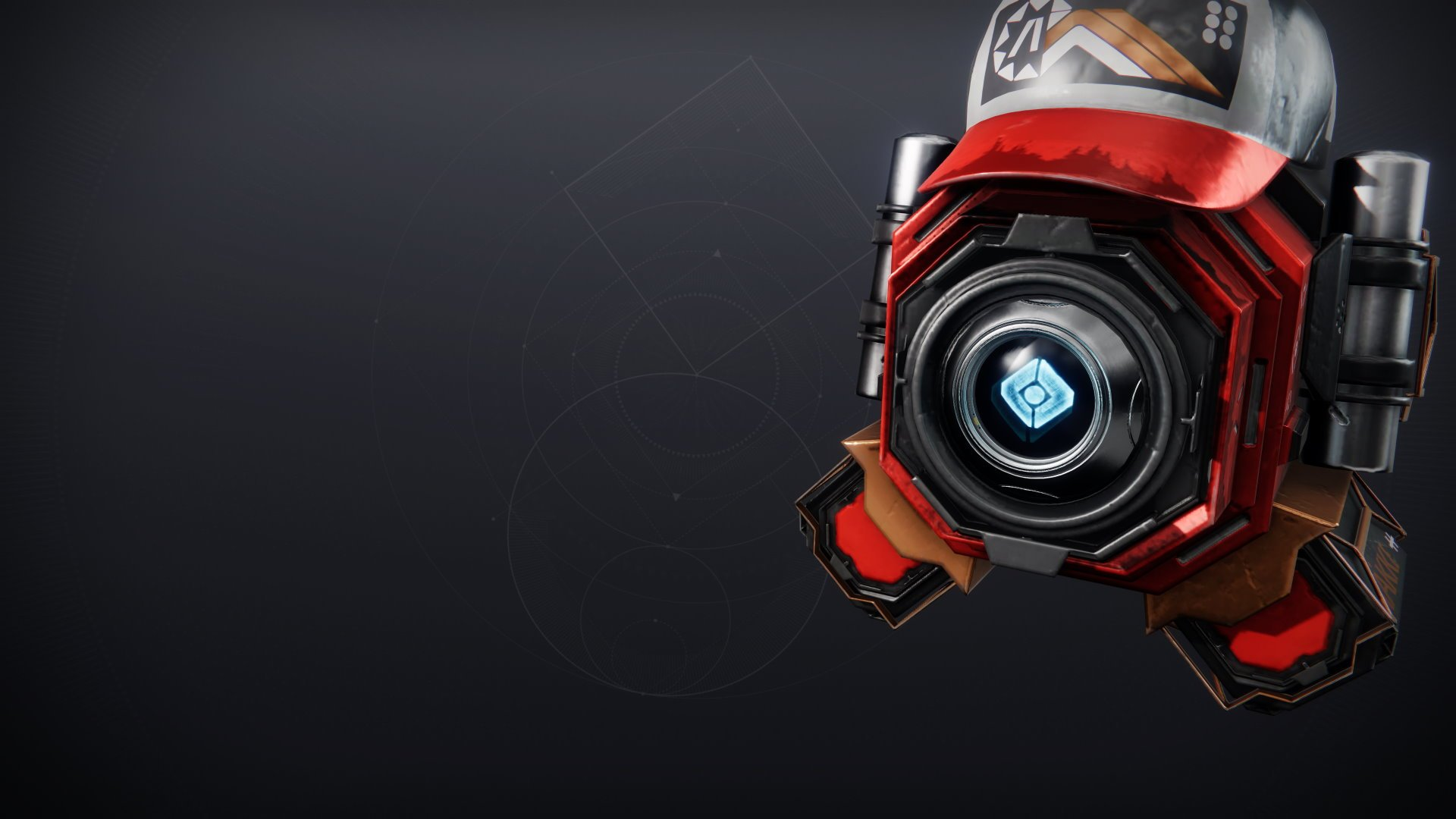 An in-game render of the Long Haul Shell.