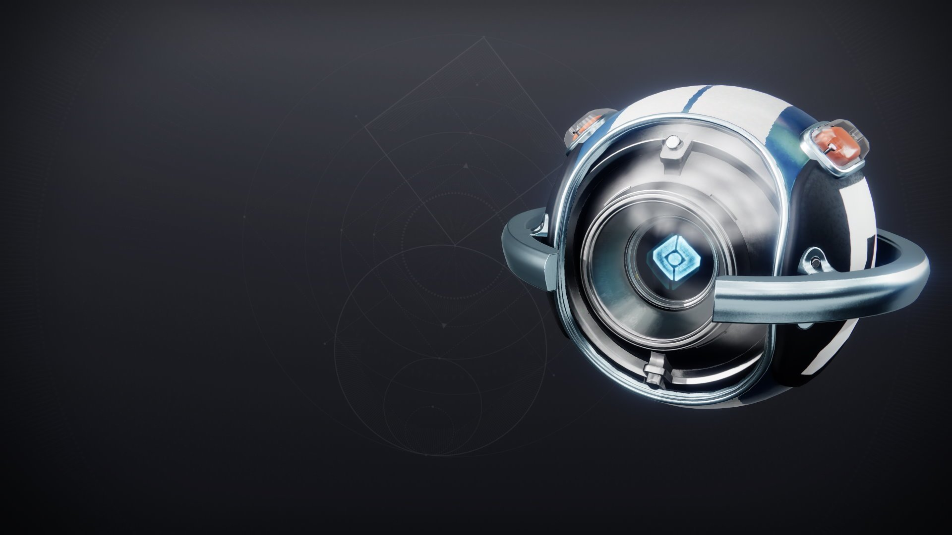 An in-game render of the Kosmos Shell.