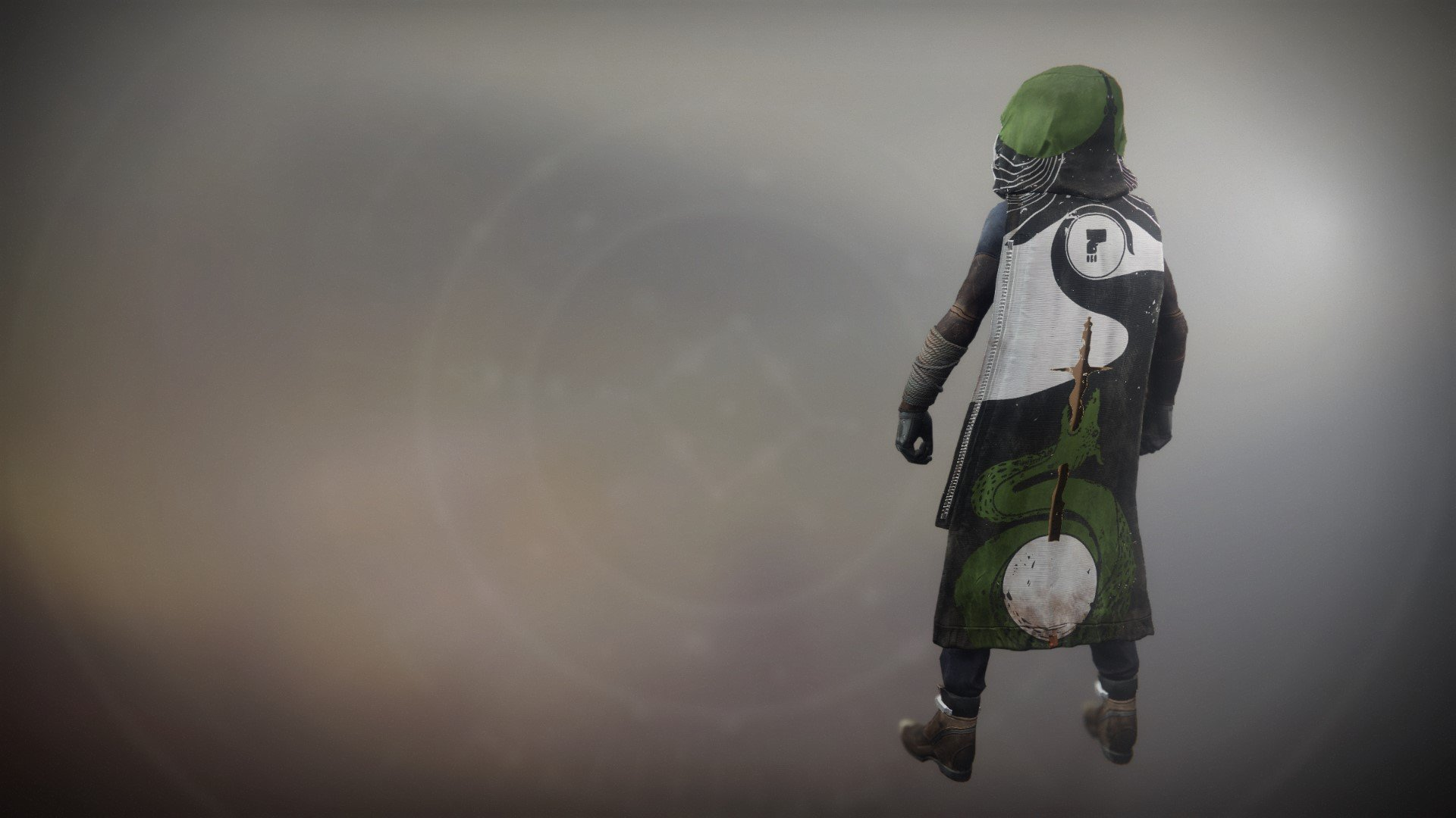 An in-game render of the Cape of Last Departure.