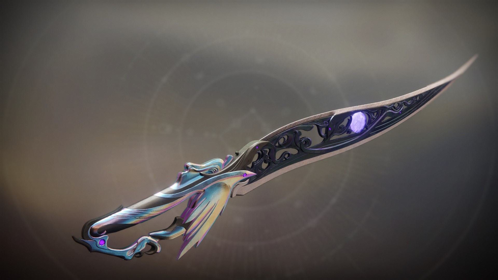 An in-game render of the Black Talon.