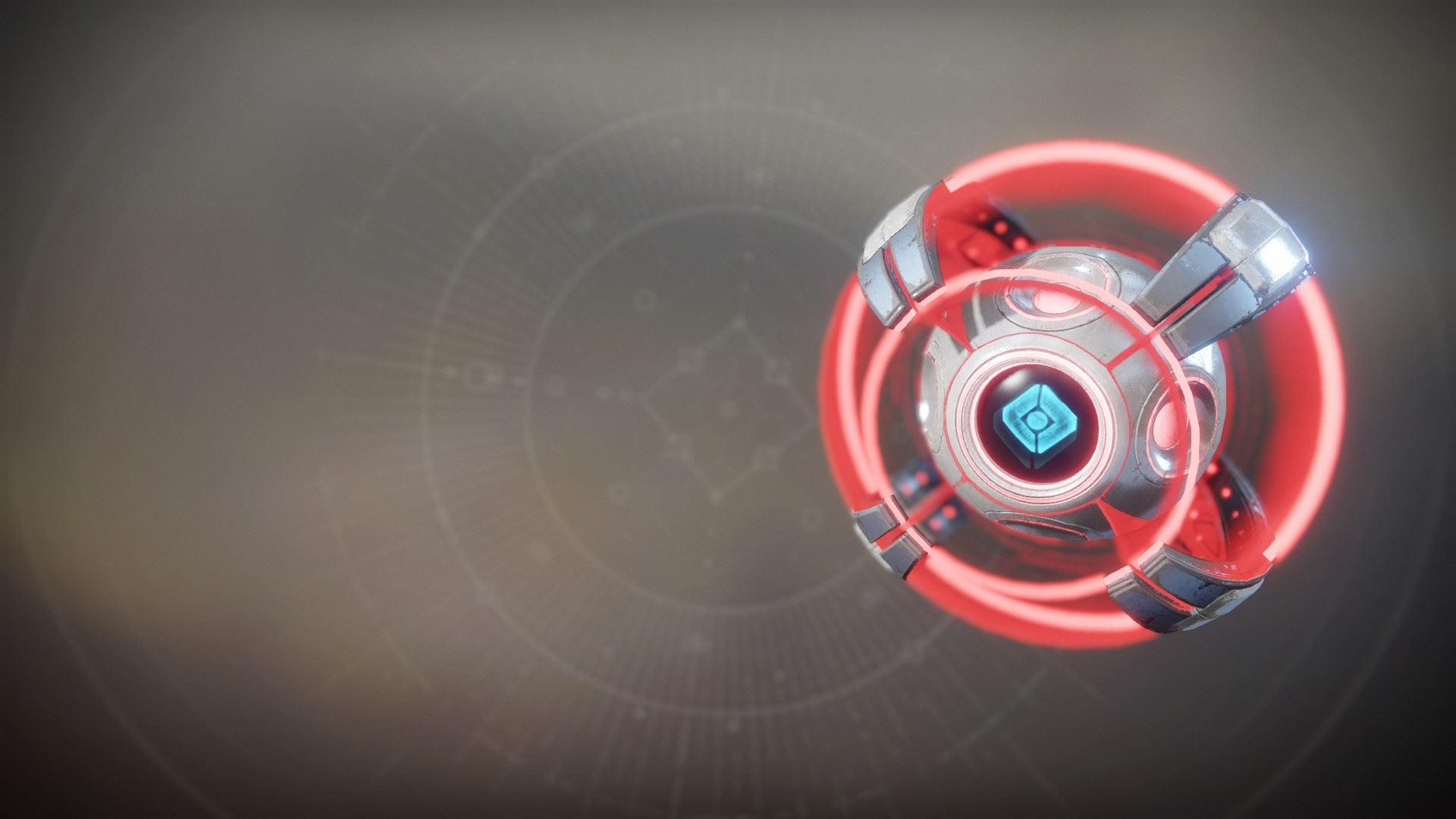 An in-game render of the Iris Pulsator Shell.