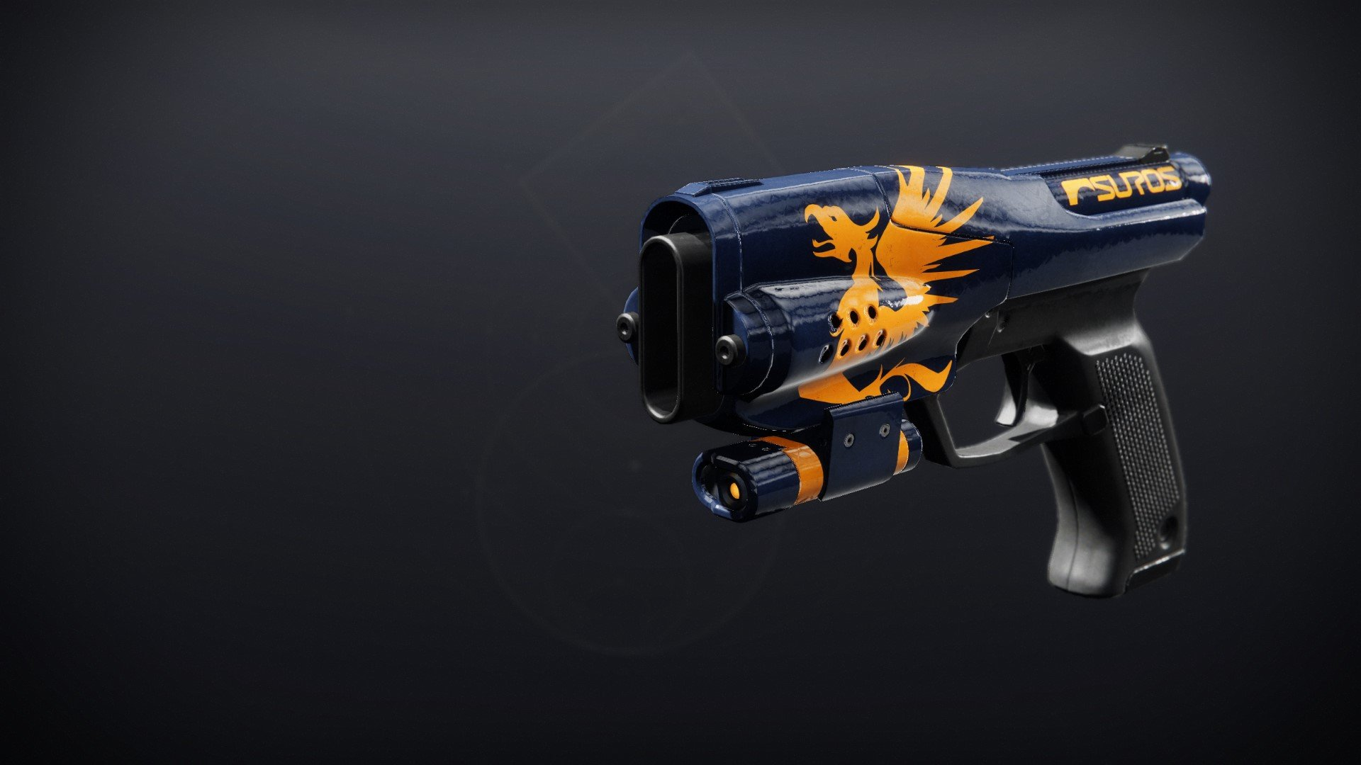 An in-game render of the Punching Out.