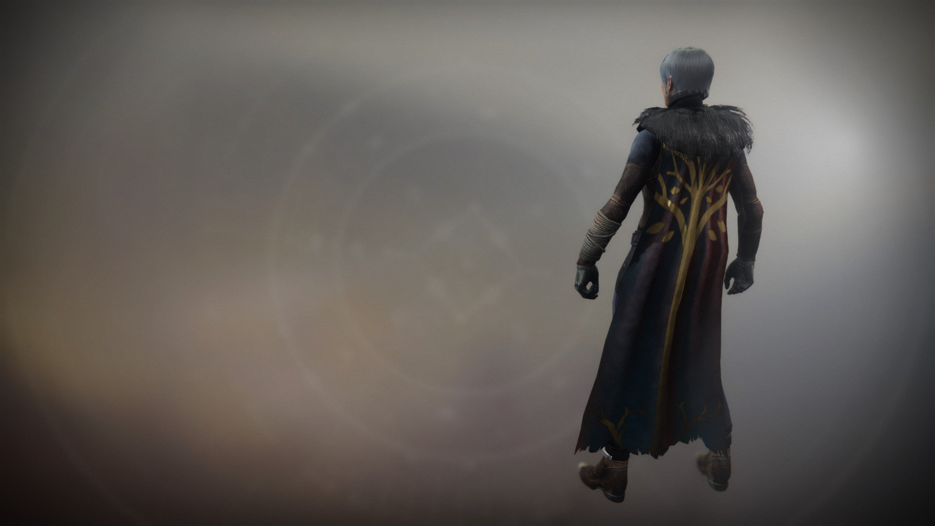 An in-game render of the Mantle of Efrideet.
