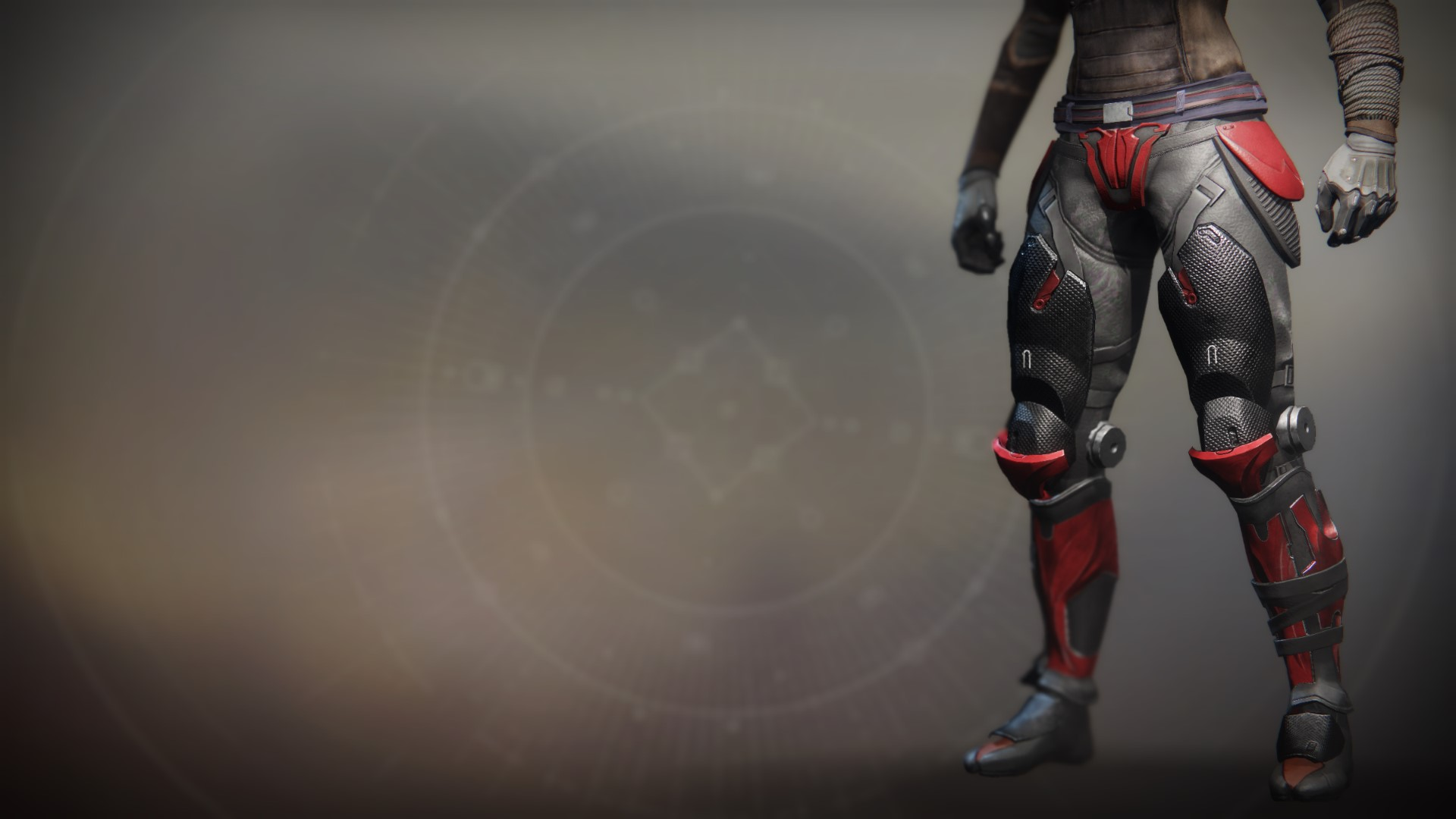 An in-game render of the Bladesmith's Memory Strides.