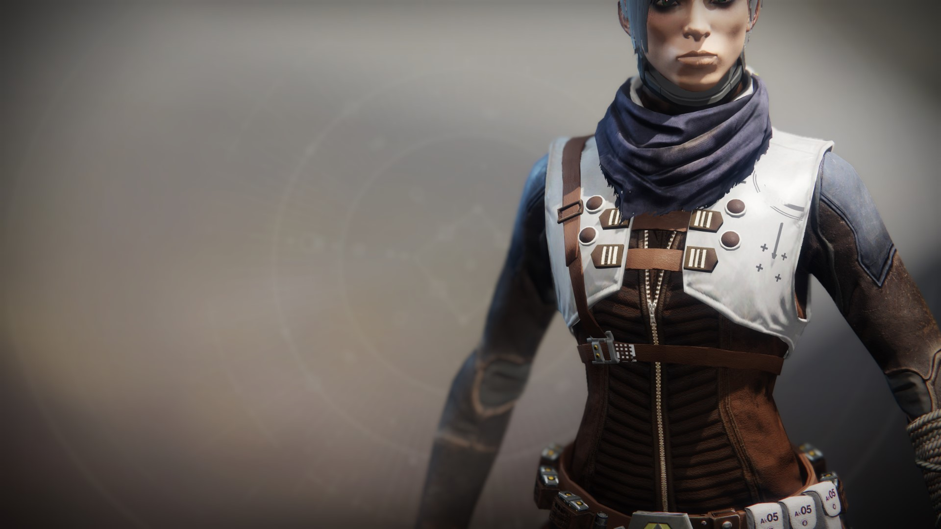 An in-game render of the Icarus Drifter Vest.