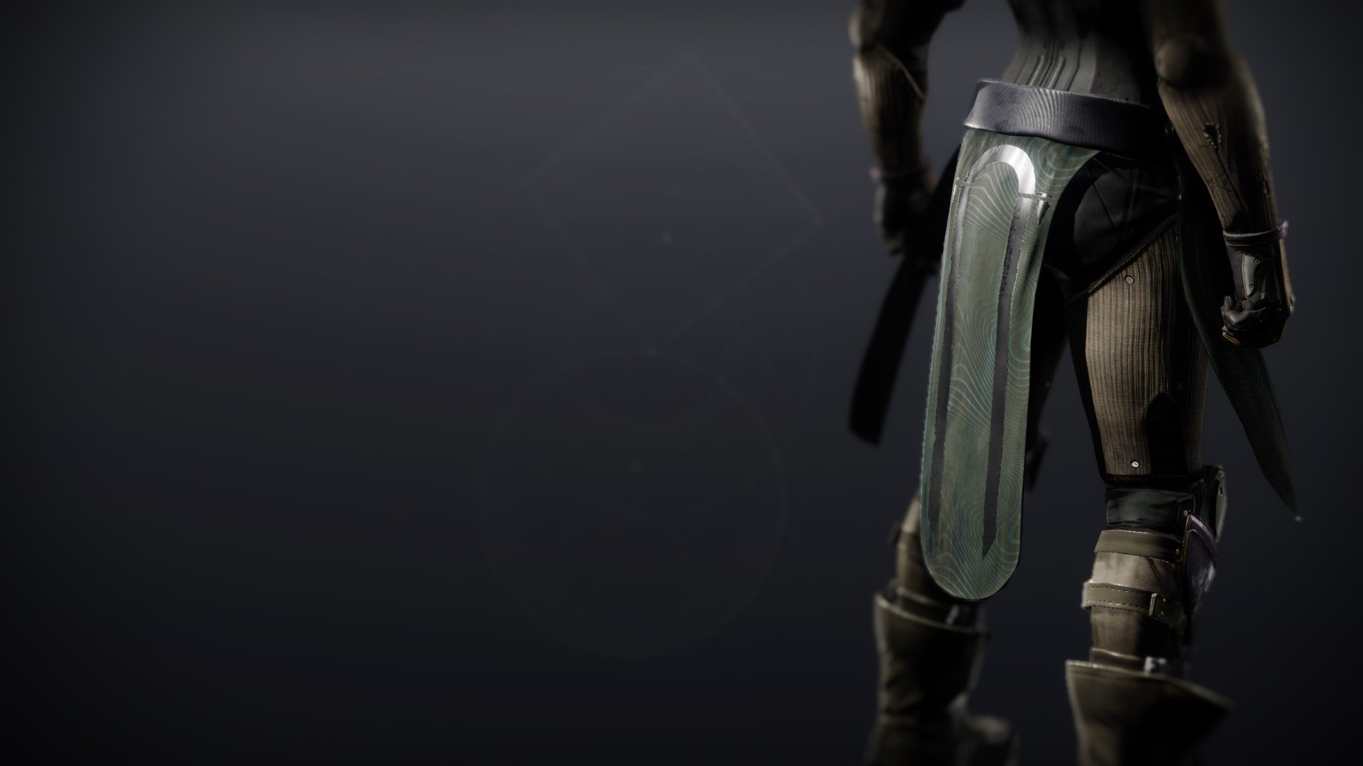 An in-game render of the Forged Machinist Mark.