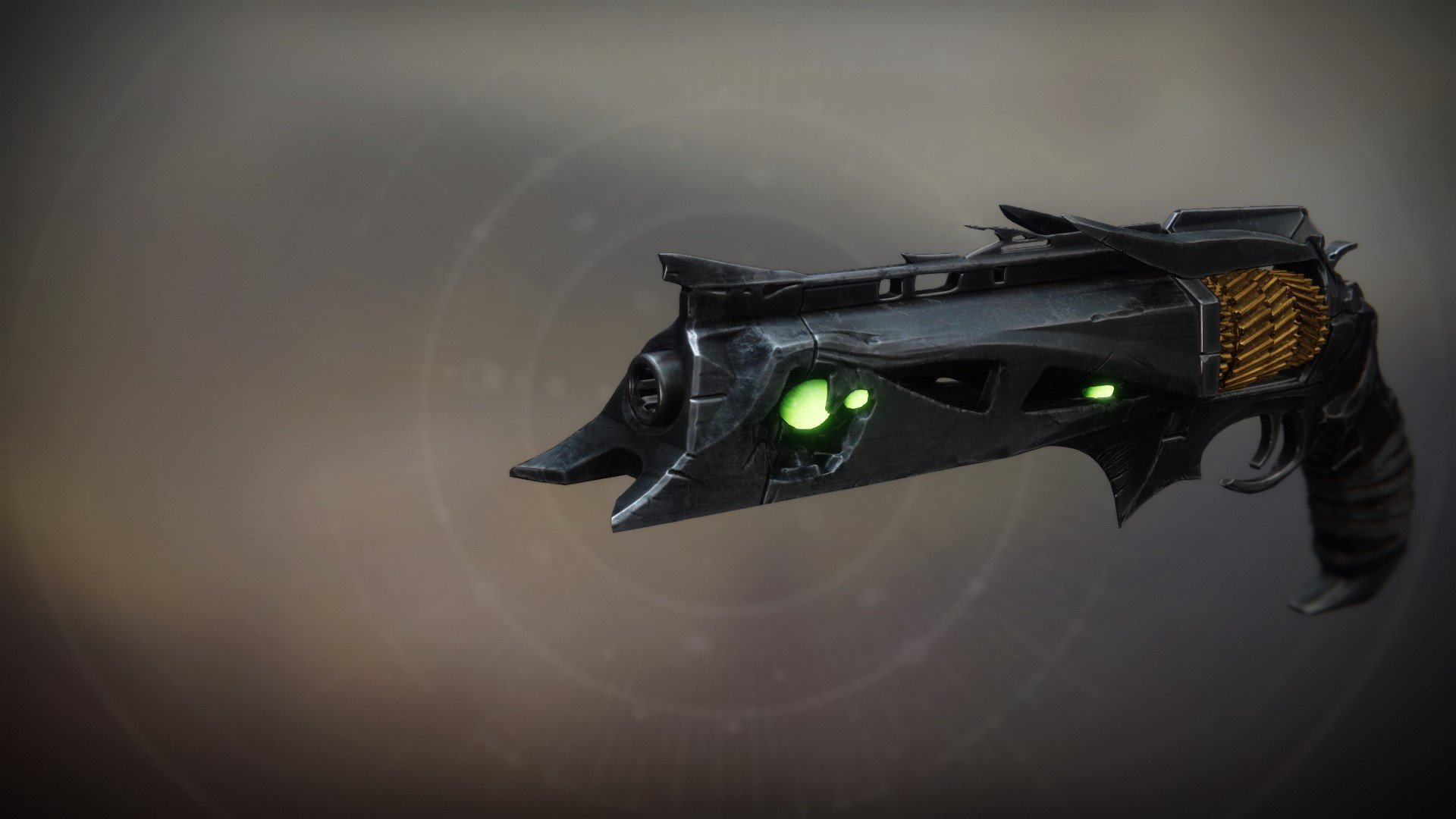 An in-game render of the Thorn.