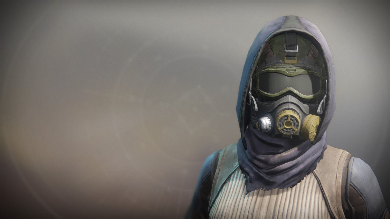 An in-game render of the Wildwood Mask.