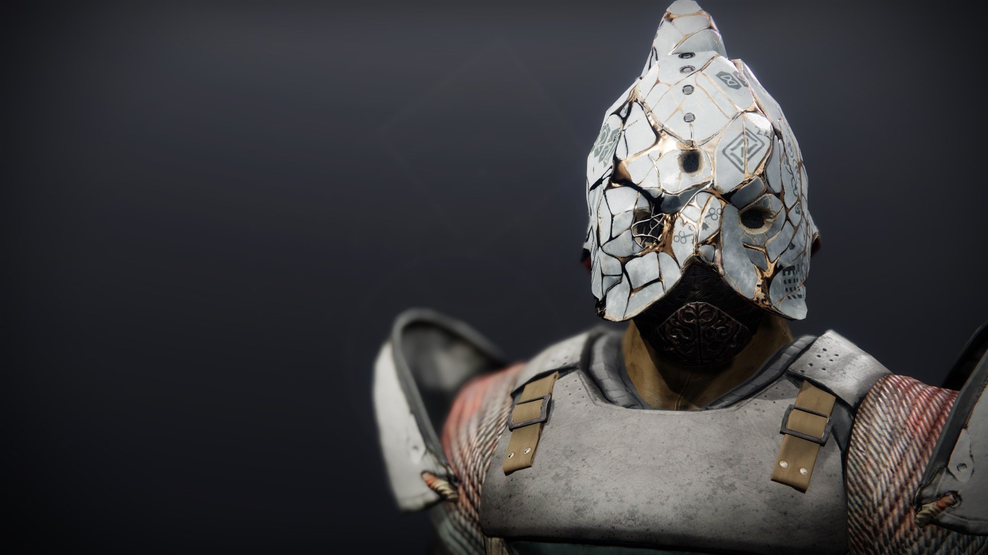 An in-game render of the Precious Scars.