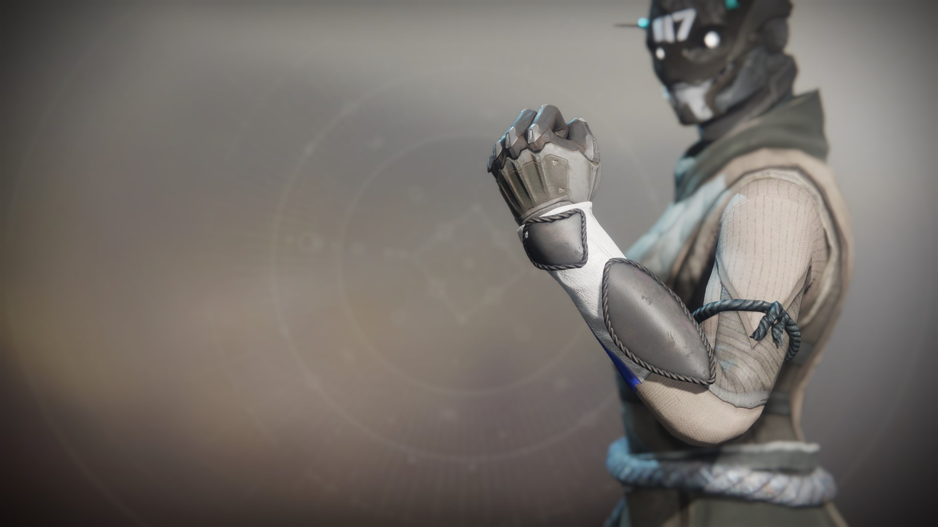An in-game render of the Insight Vikti Gloves.