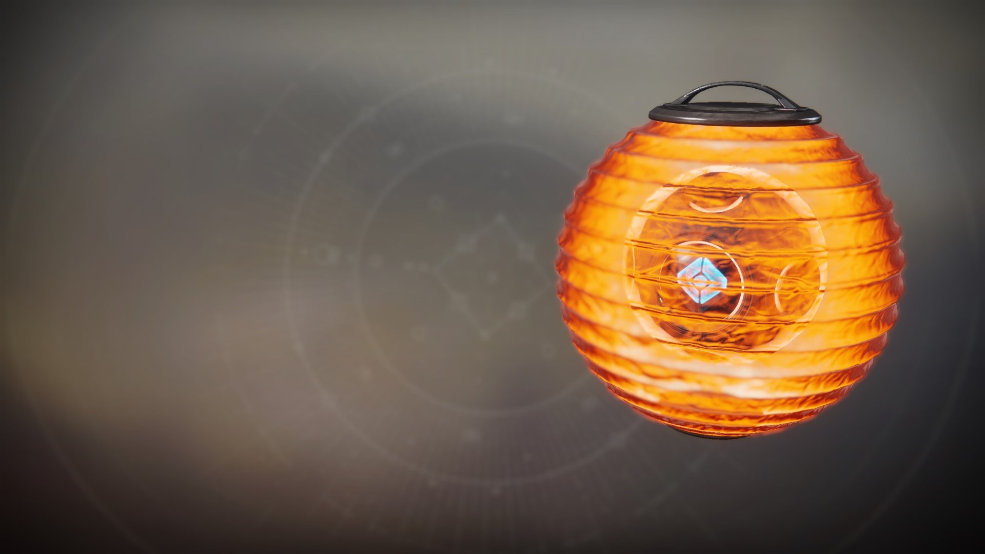 An in-game render of the Lampion Shell.