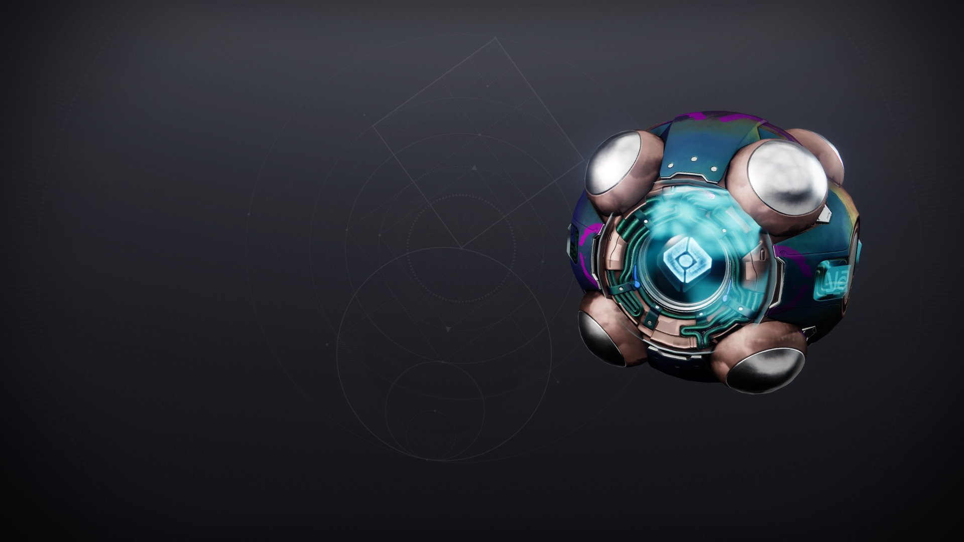 An in-game render of the Zeroneiro Shell.