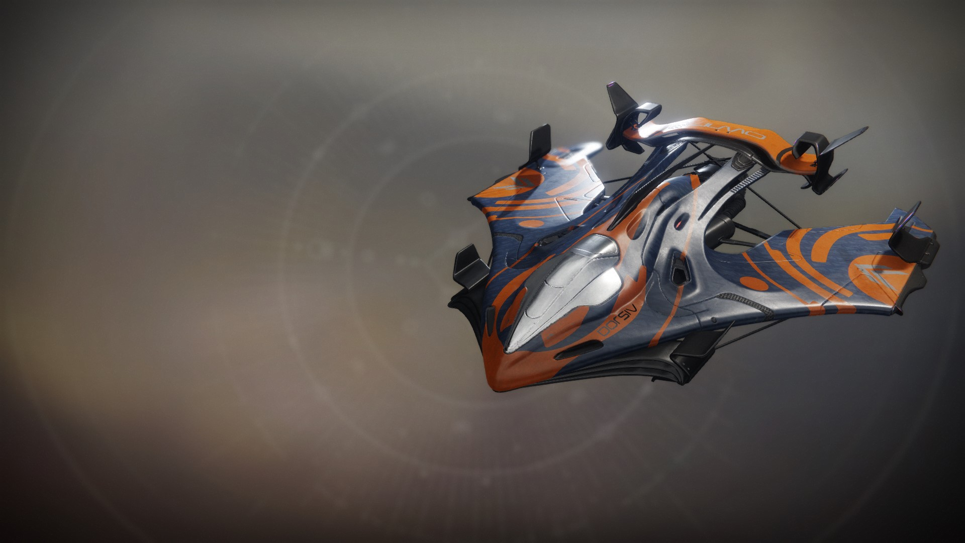 An in-game render of the Holacanthus.