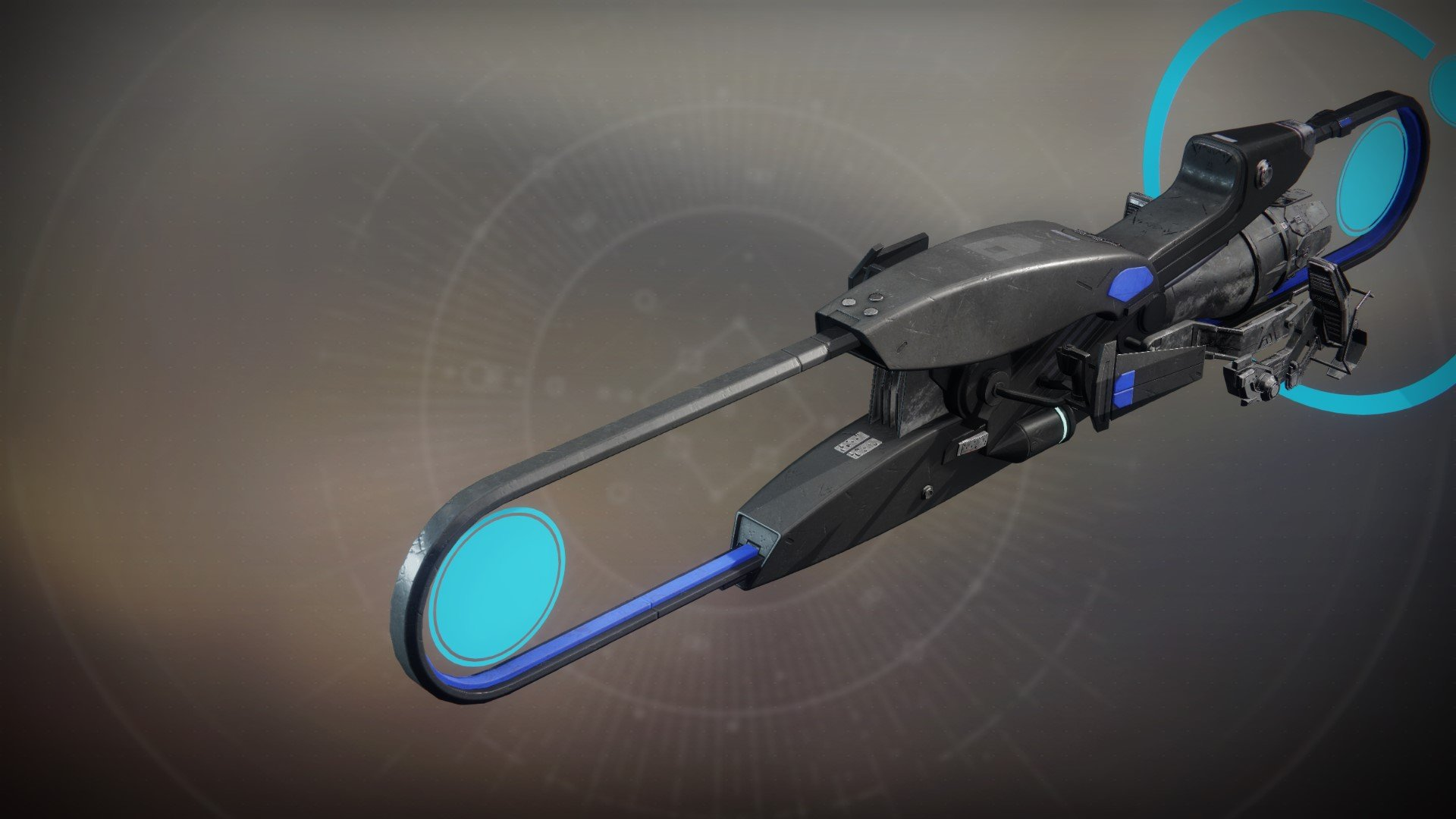 An in-game render of the Photocycle.