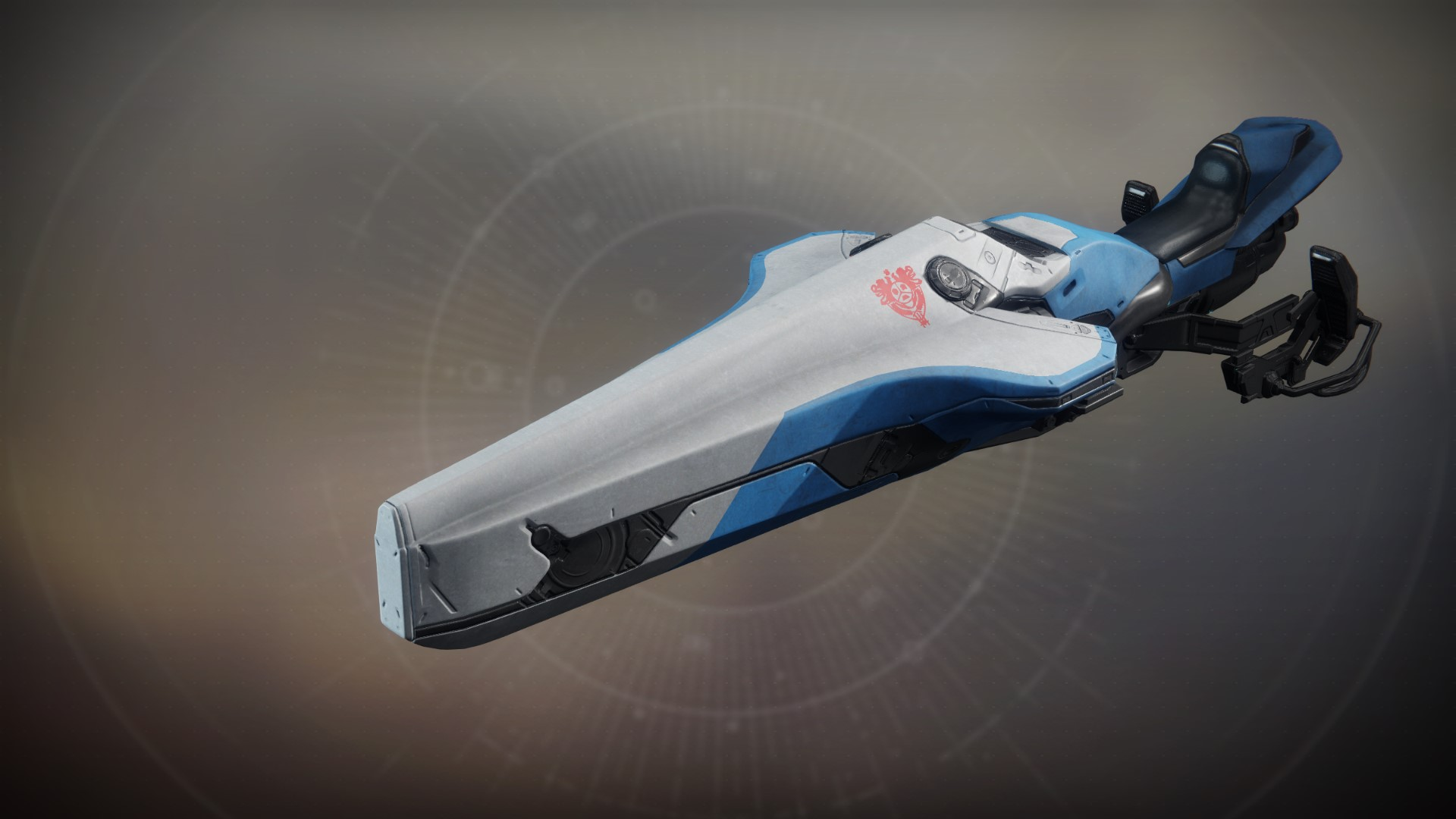 An in-game render of the August Courser.