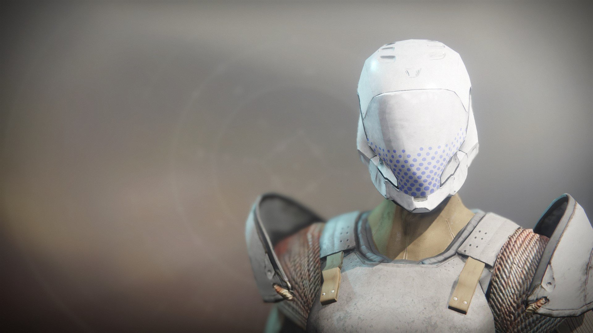 An in-game render of the War Simulator Ornament.