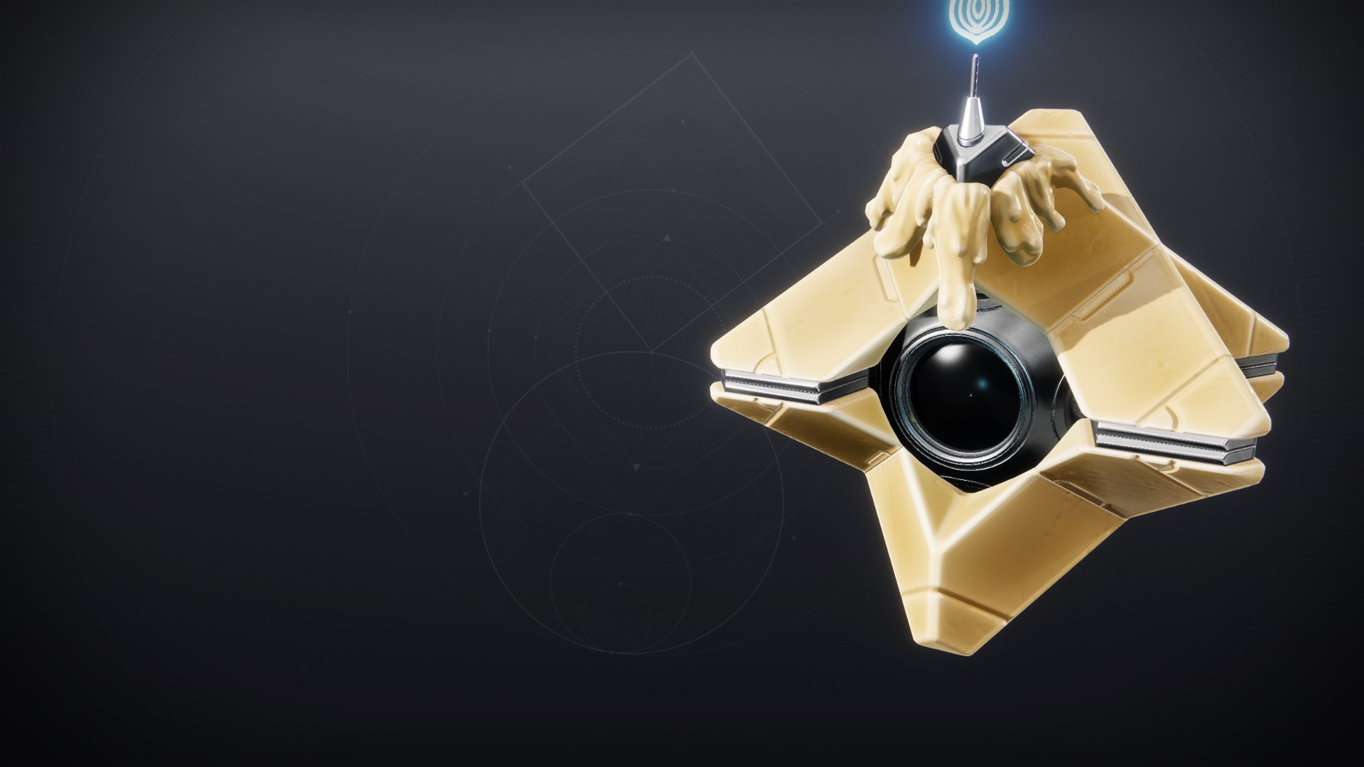 An in-game render of the Emberwick Shell.