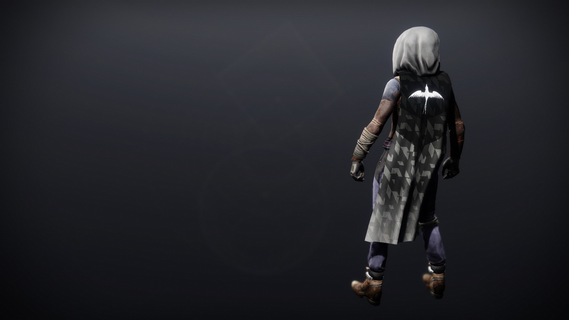 An in-game render of the Be Thy Guide.
