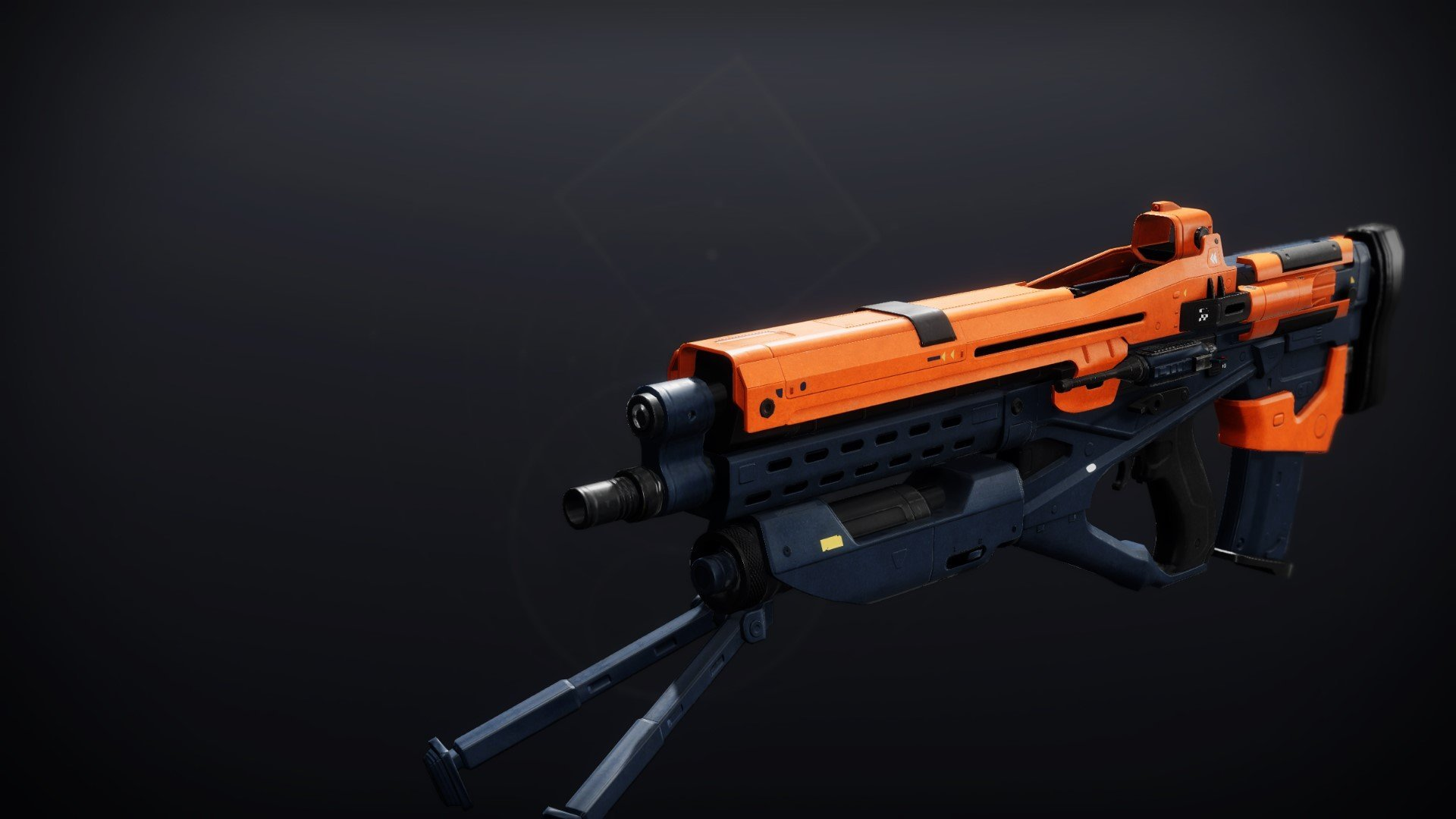 An in-game render of the The Third Axiom.