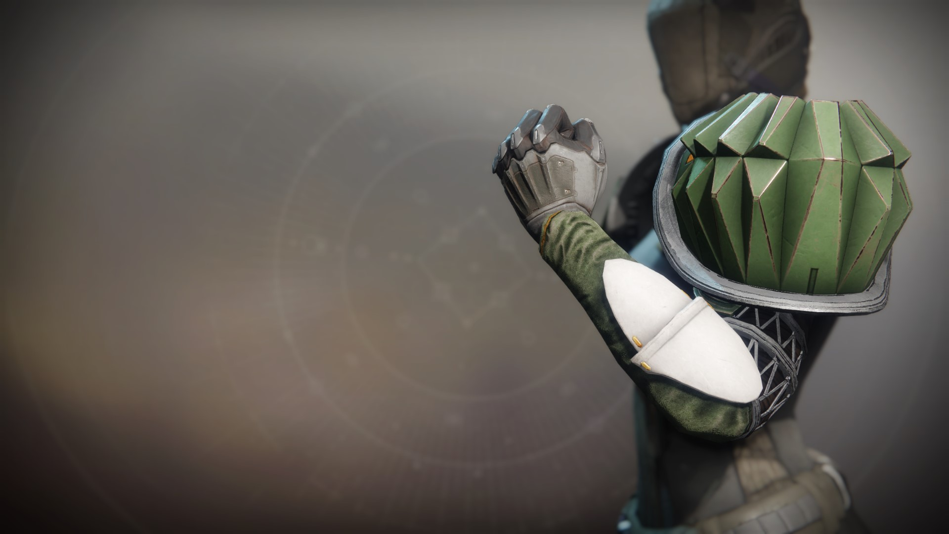 An in-game render of the Valkyrian Gauntlets.