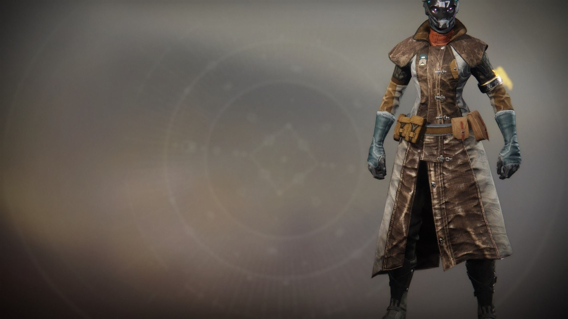 An in-game render of the Ancient Apocalypse Robes.