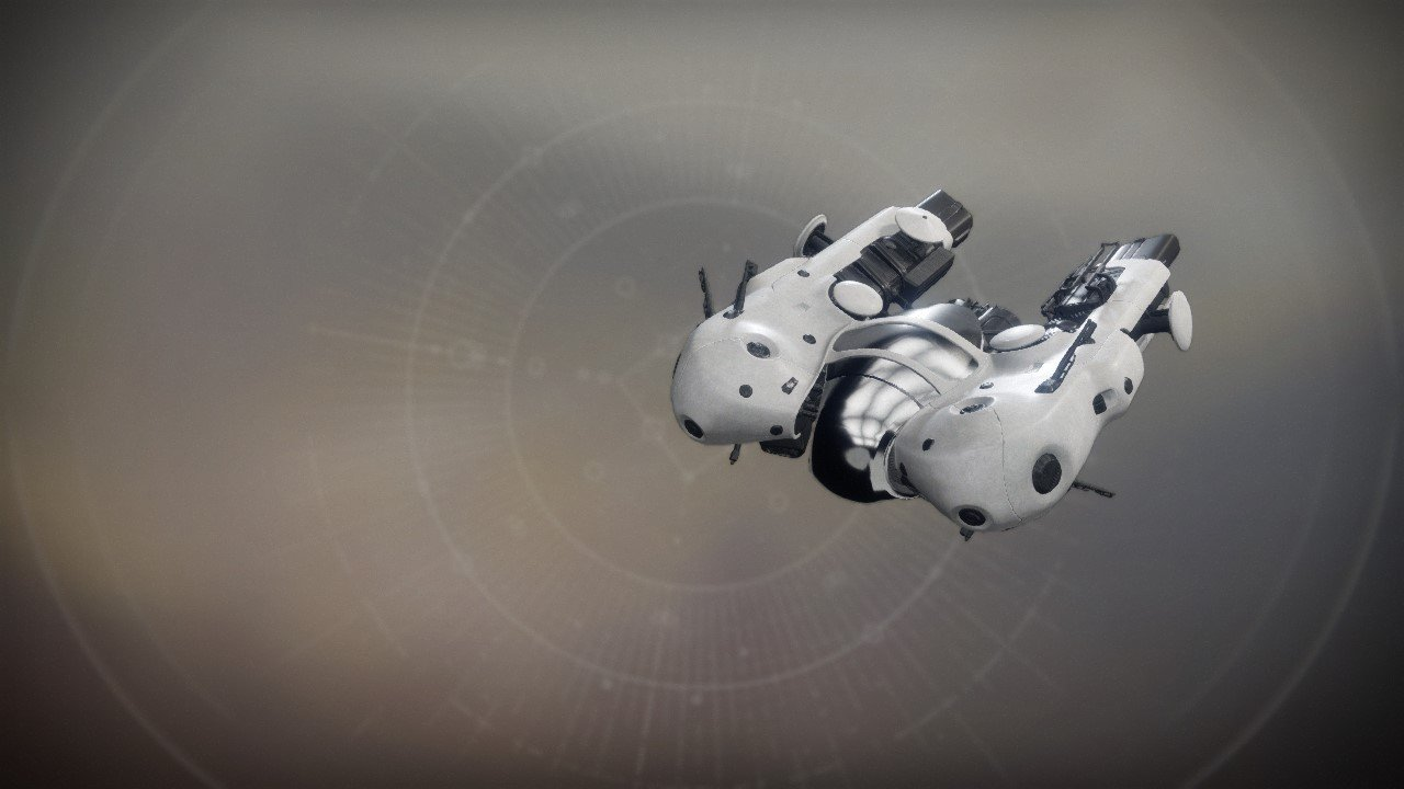 An in-game render of the Nautilus Zero.