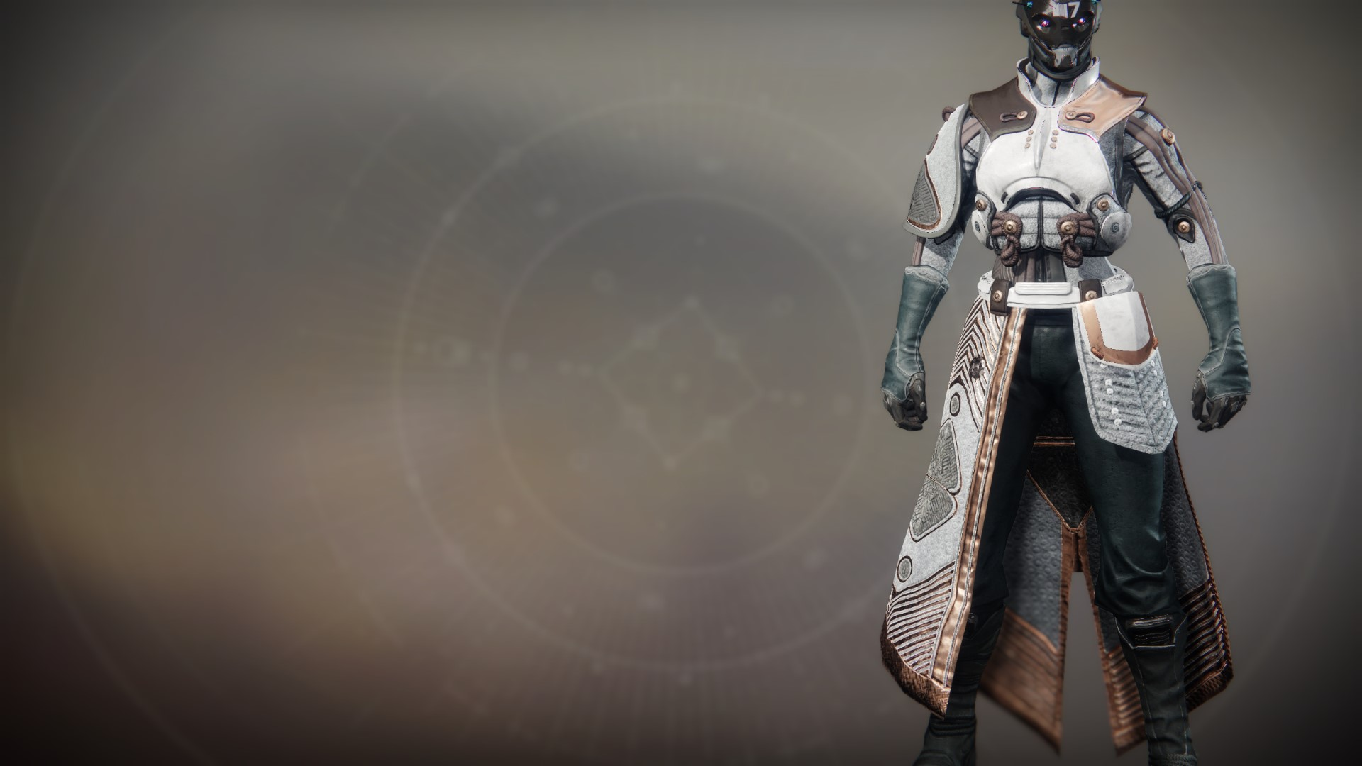 An in-game render of the Insigne Shade Robes.