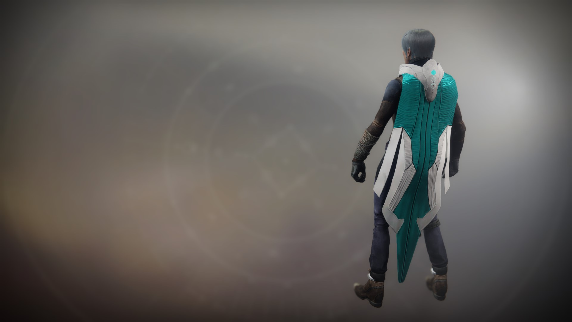 An in-game render of the Cloak Judgment.