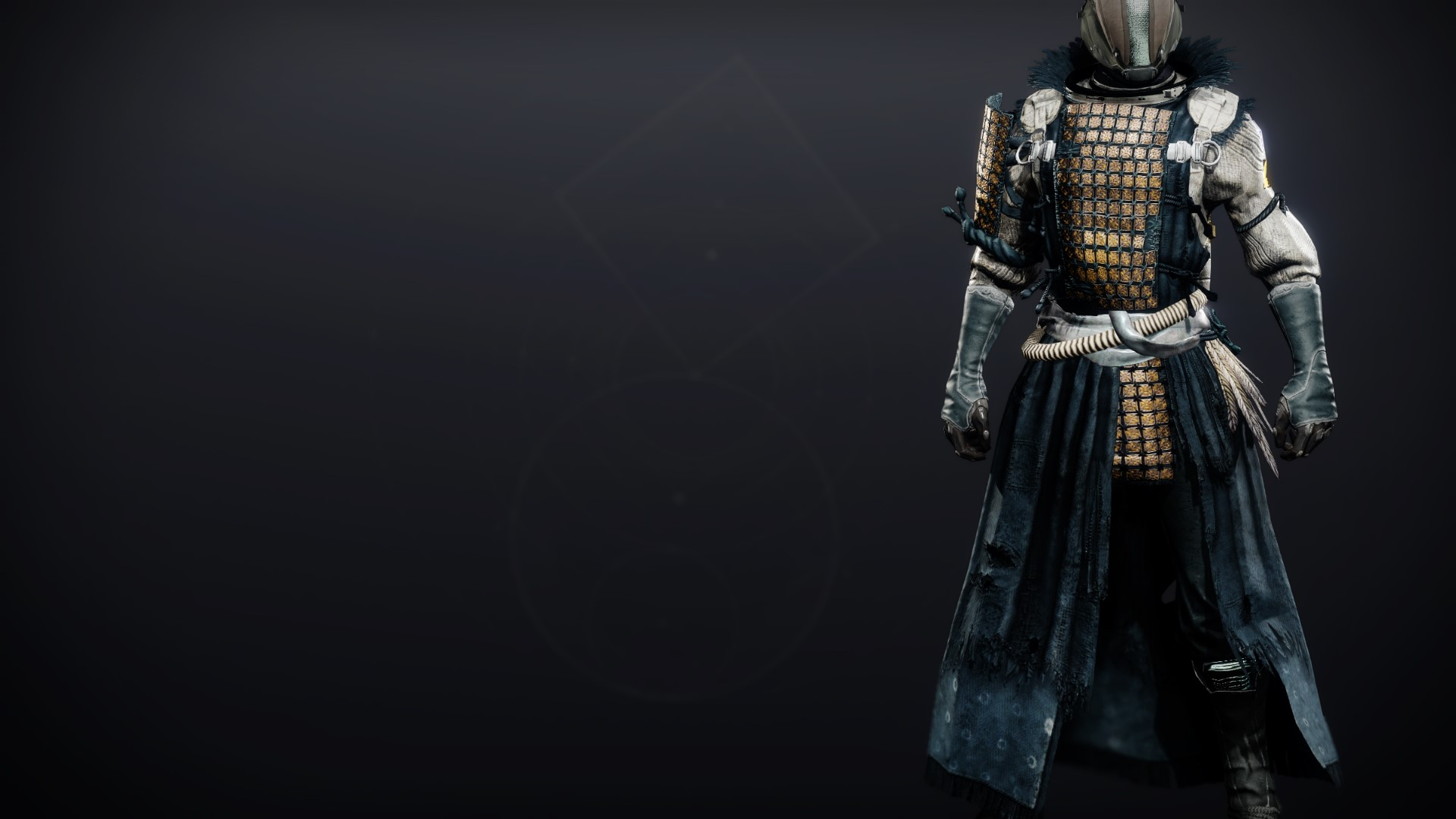 An in-game render of the Dreambane Robes.