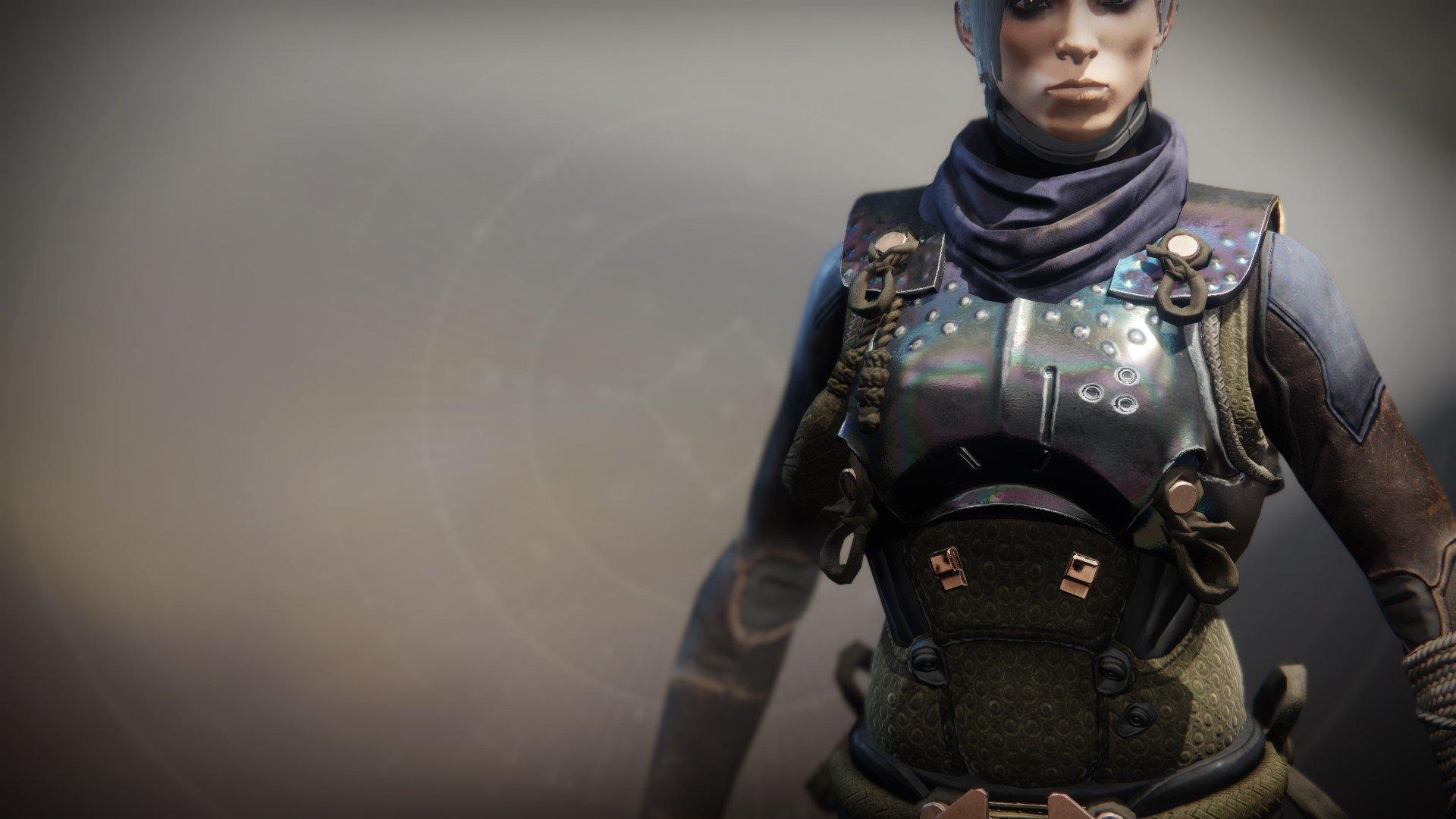 An in-game render of the Vest of Feltroc.
