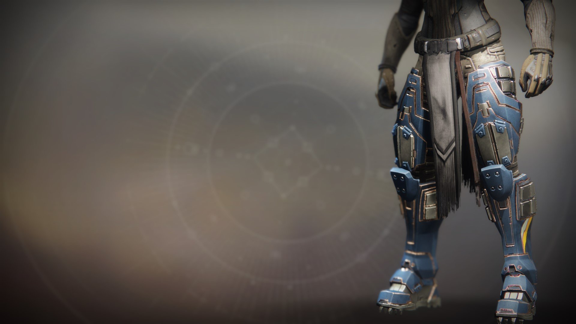 An in-game render of the BrayTech Sn0Boots.
