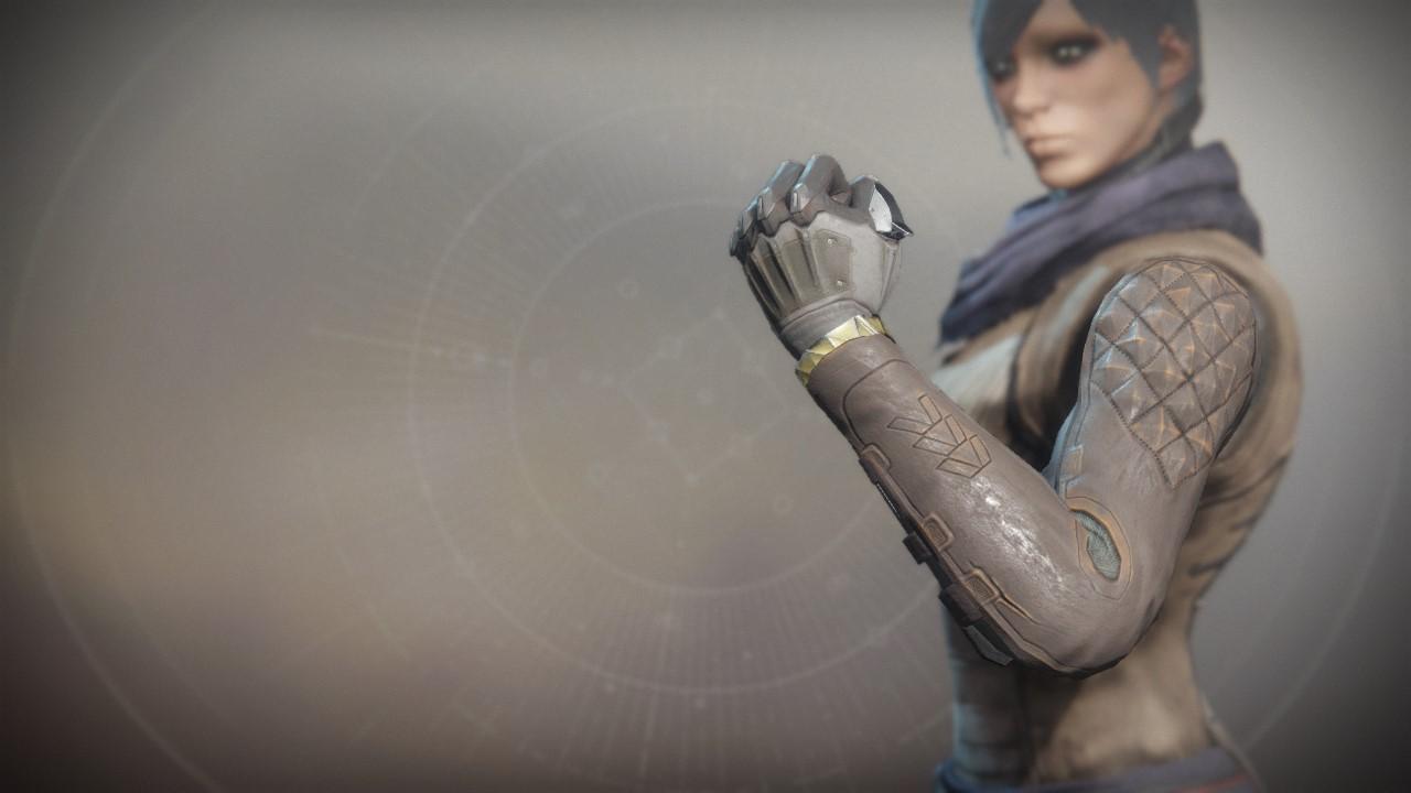 An in-game render of the Mechaneer's Tricksleeves.