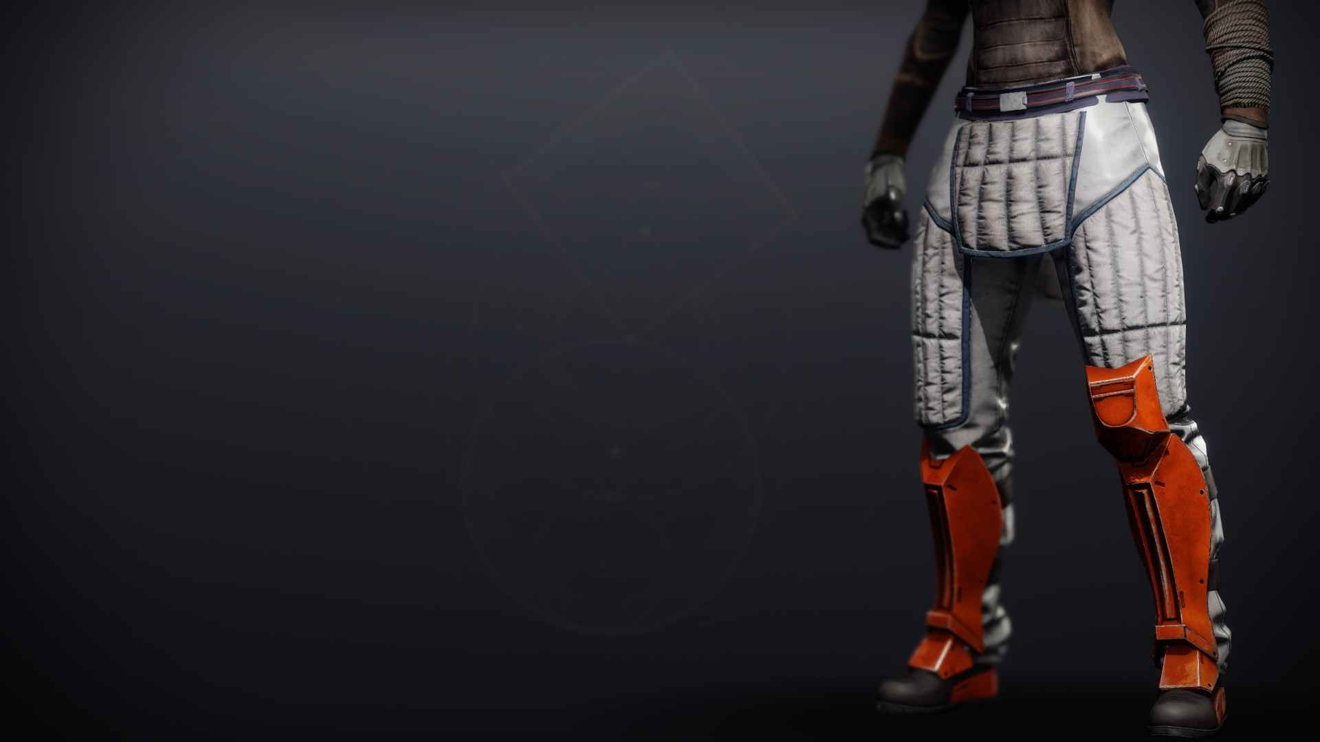 An in-game render of the Phobos Warden Strides.