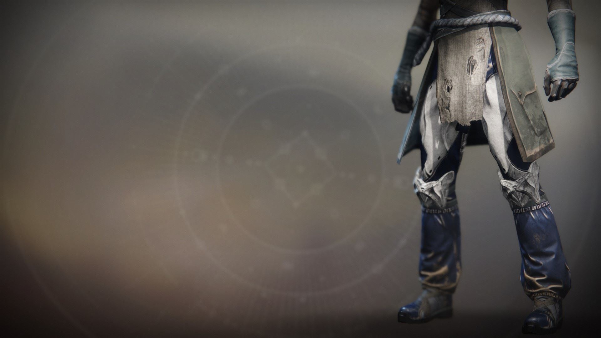 An in-game render of the Dragonfly Regalia Boots.