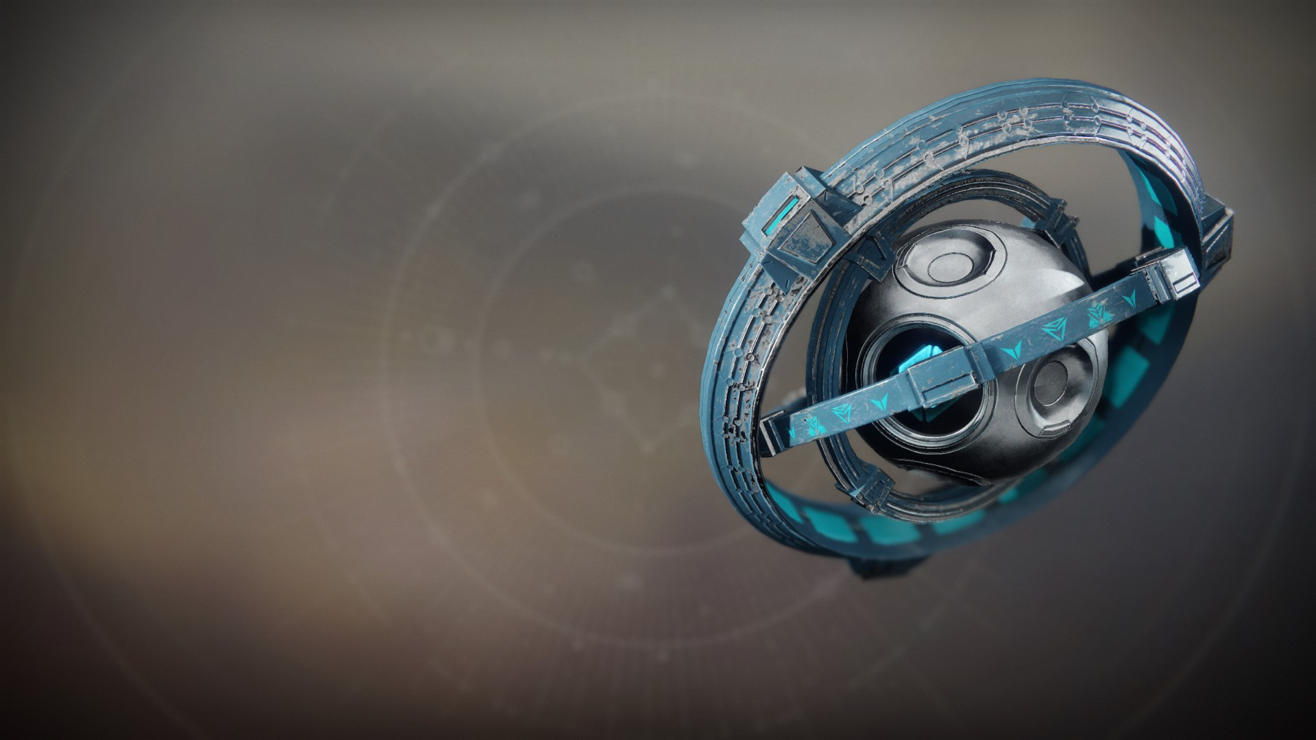 An in-game render of the Gyro Shell.