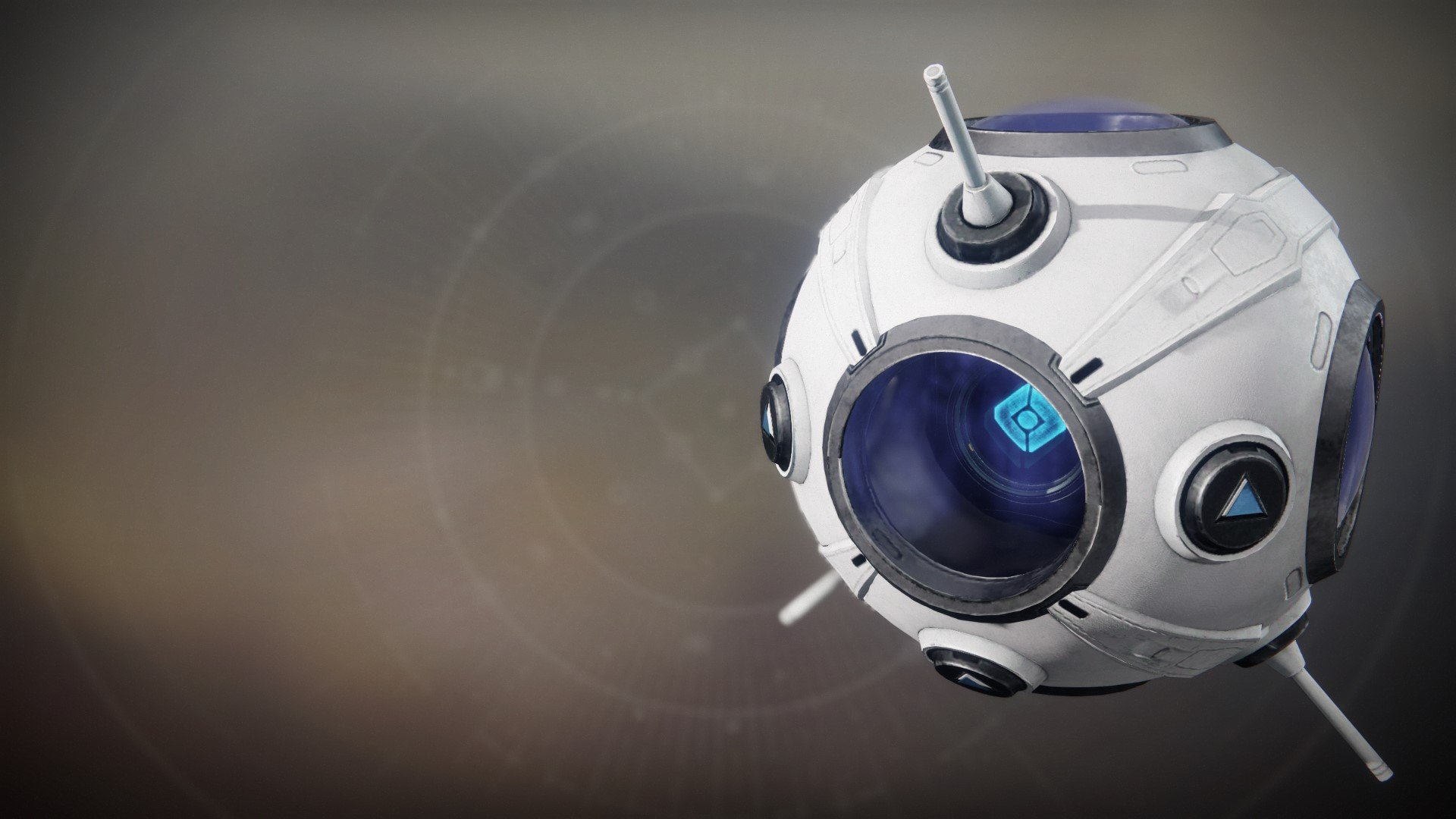 An in-game render of the PS-1 Shell.