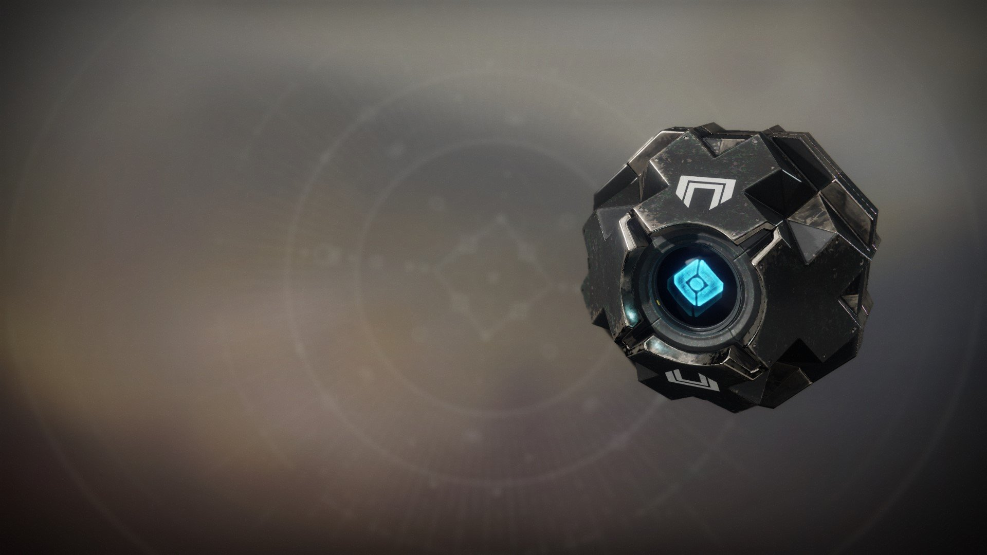 An in-game render of the Drop Pod Shell.