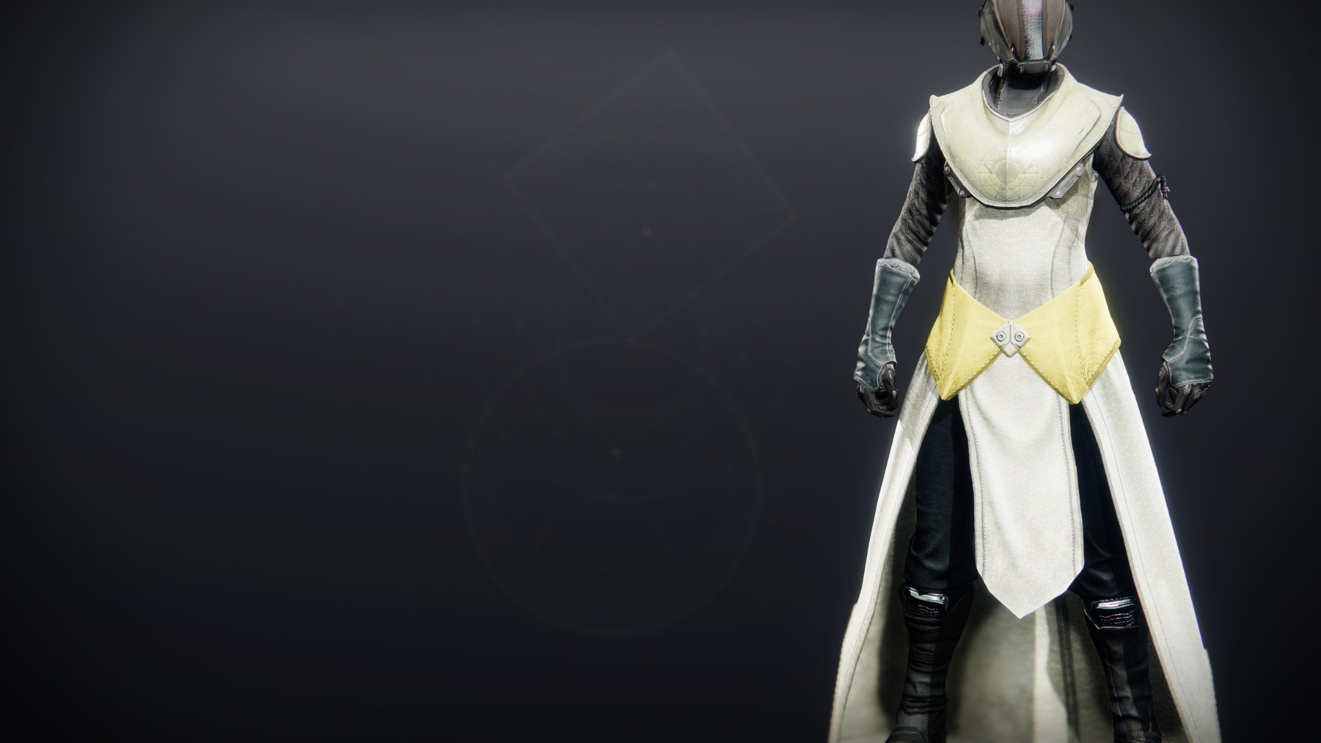 An in-game render of the Gensym Knight Robes.