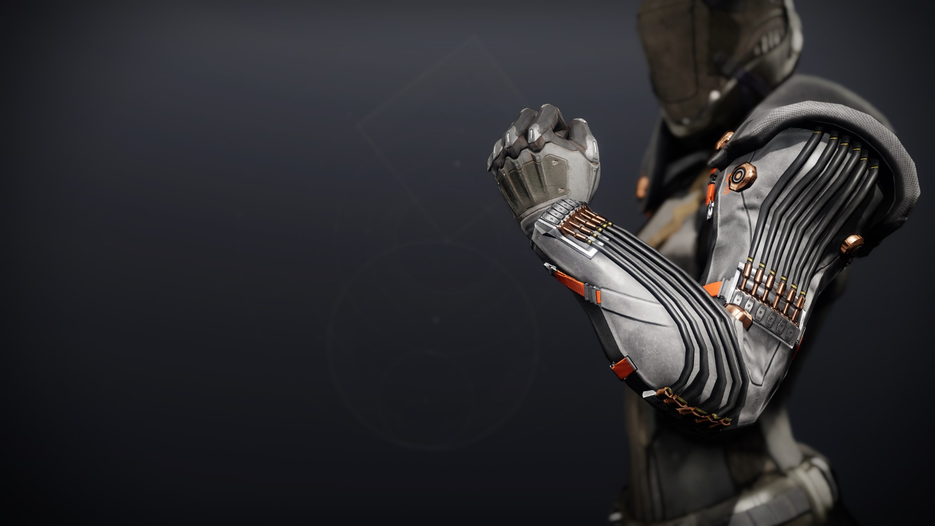 An in-game render of the Photodraulic Actuators.