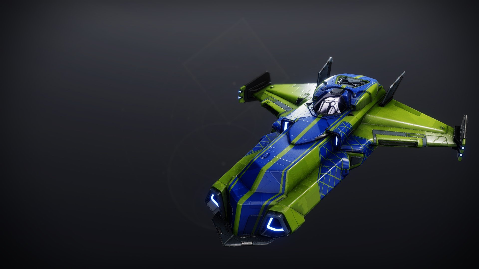 An in-game render of the Redline Torpedo.
