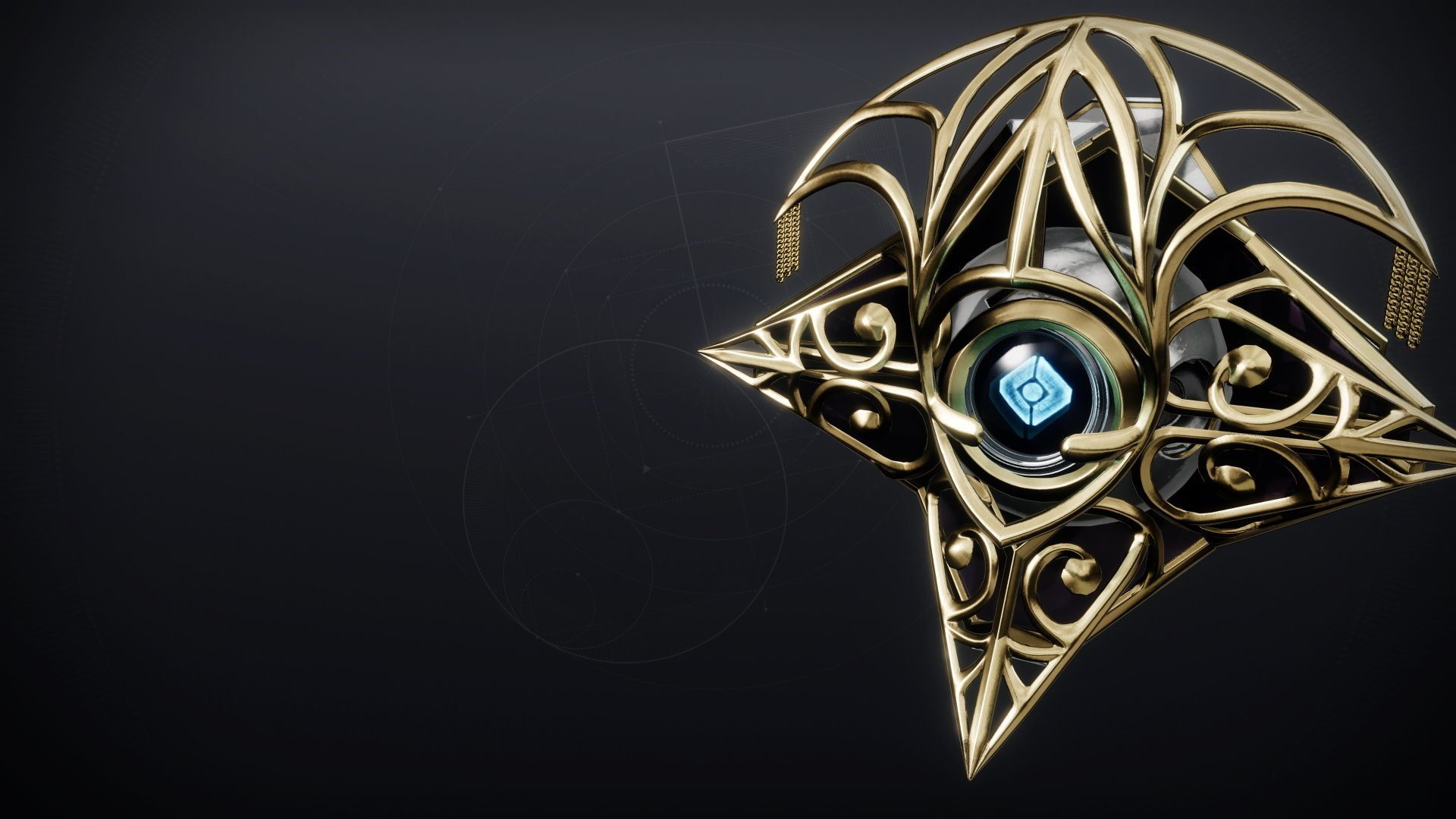 An in-game render of the Filigree of Light.