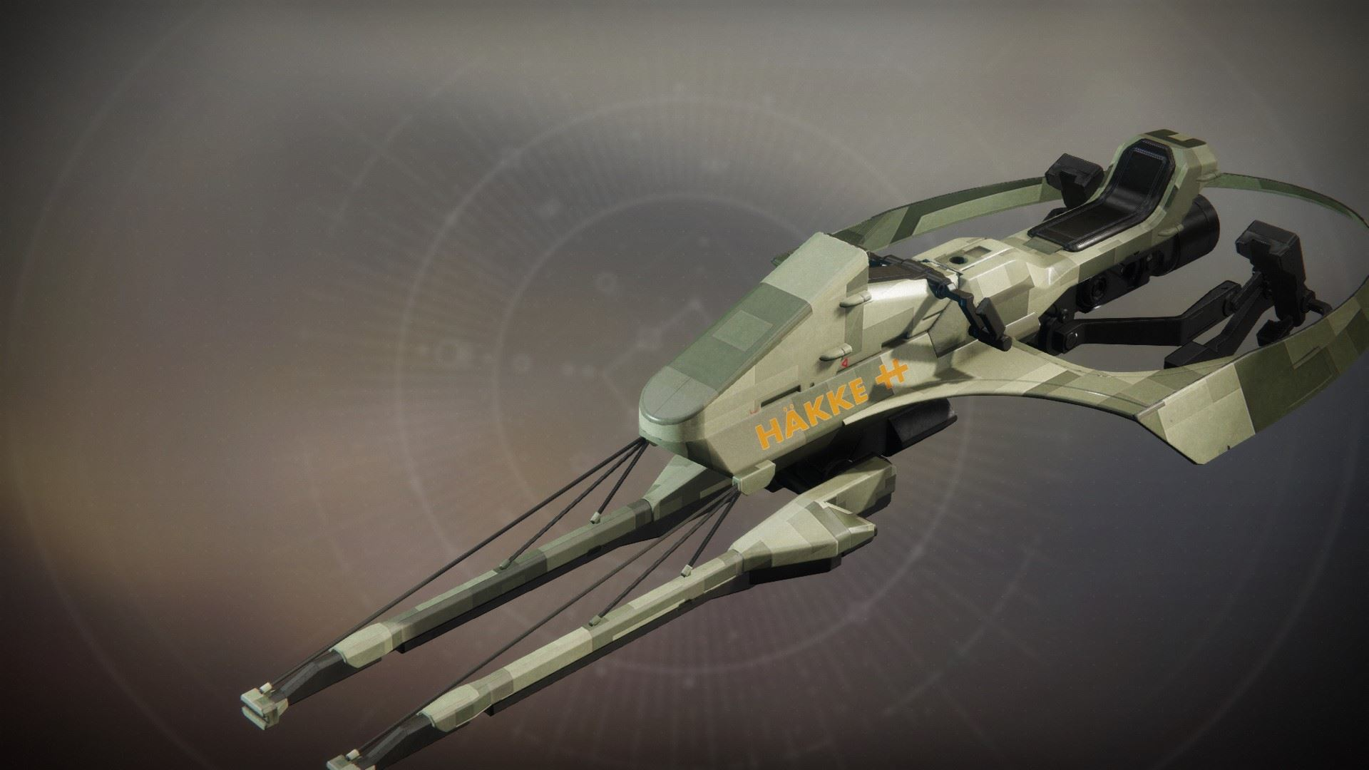 An in-game render of the Hecuba-S.