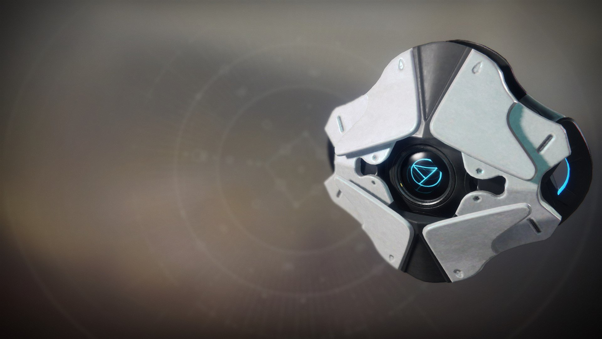 An in-game render of the Hissing Silence Shell.