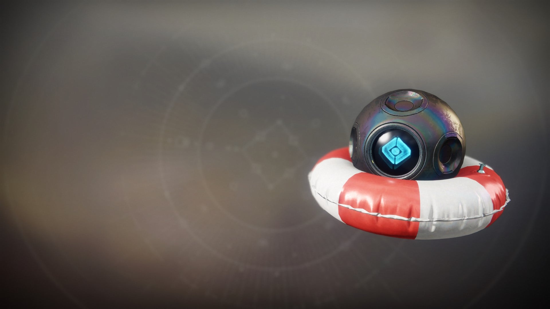 An in-game render of the Buoy Shell.